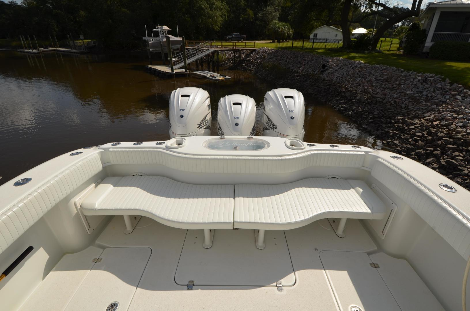 Yellowfin-Center Console 2014-Teasin Charleston-South Carolina-United States-1536624 | Thumbnail