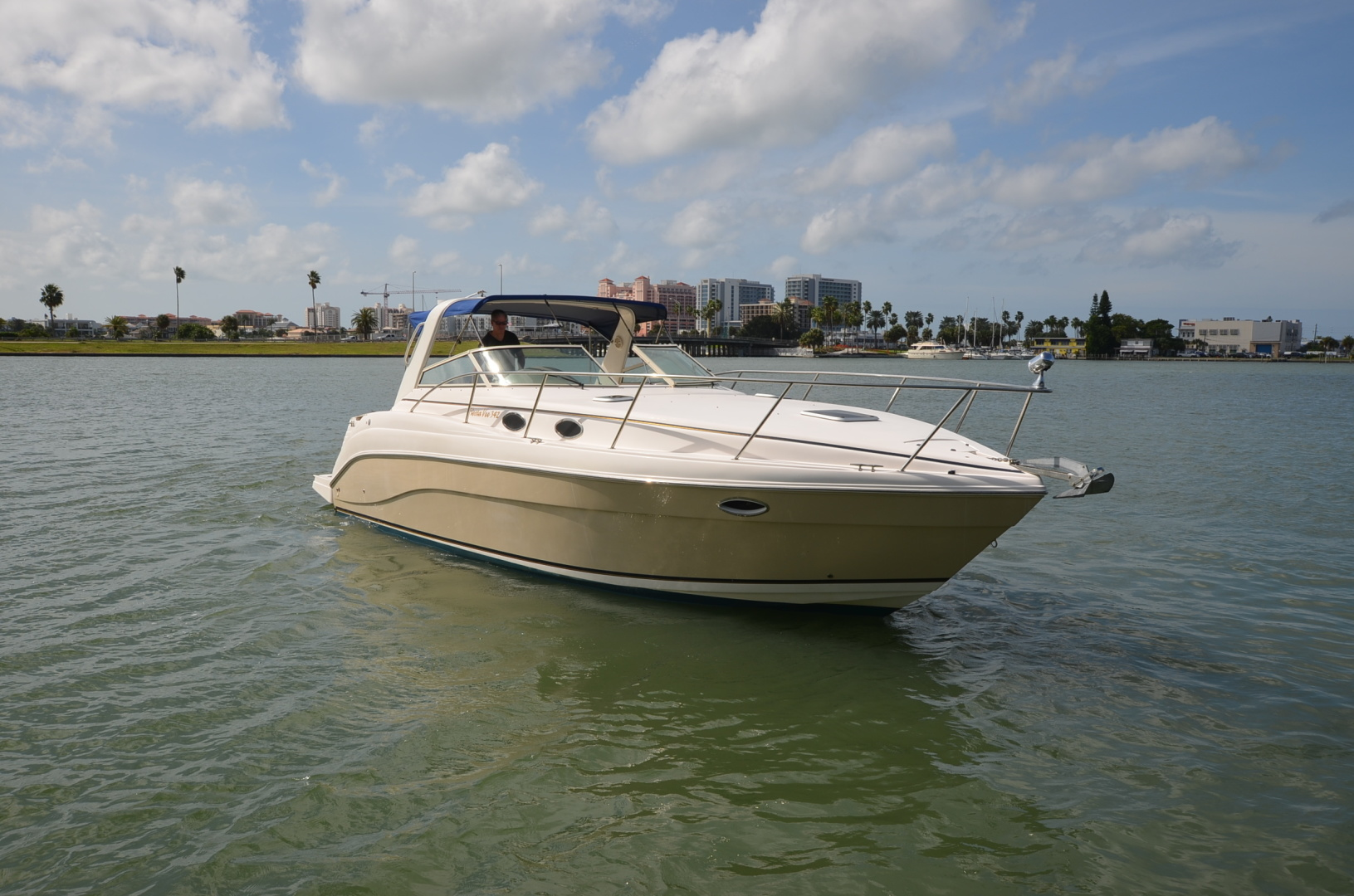 Rinker-342 Fiesta Vee 2004-Constant Motion Clearwater-Florida-United States-1538271 | Thumbnail