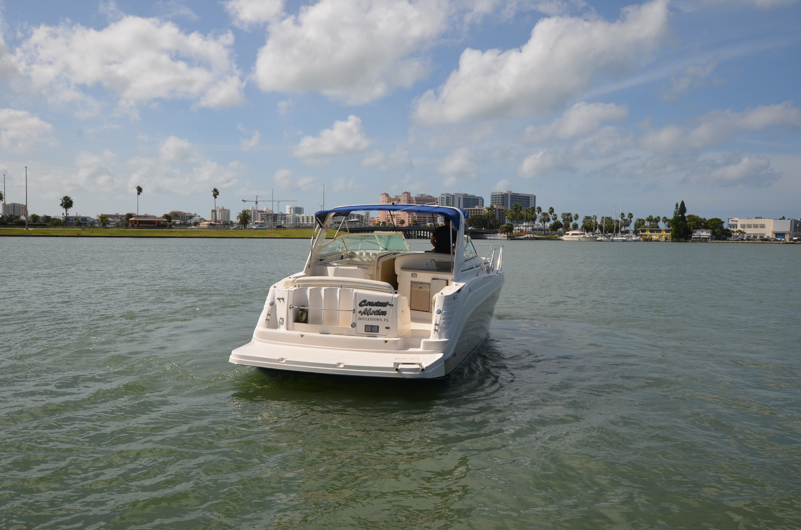 Rinker-342 Fiesta Vee 2004-Constant Motion Clearwater-Florida-United States-1538287 | Thumbnail