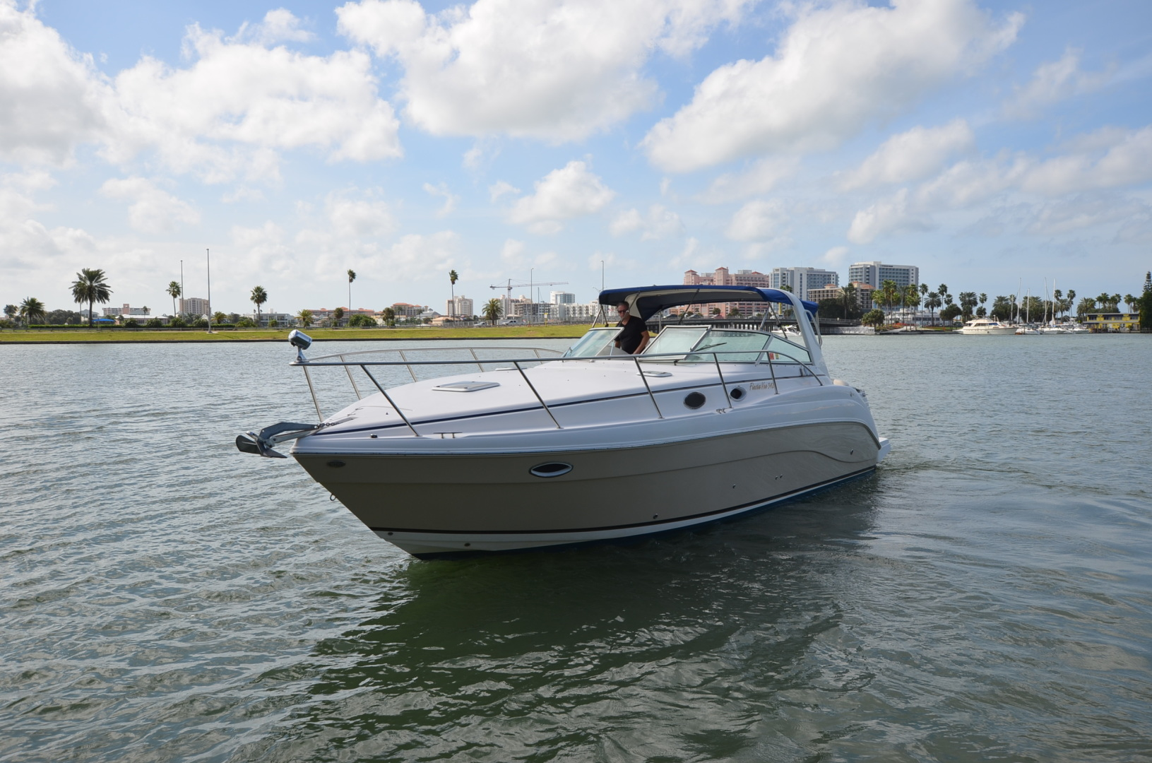 Rinker-342 Fiesta Vee 2004-Constant Motion Clearwater-Florida-United States-1538275 | Thumbnail