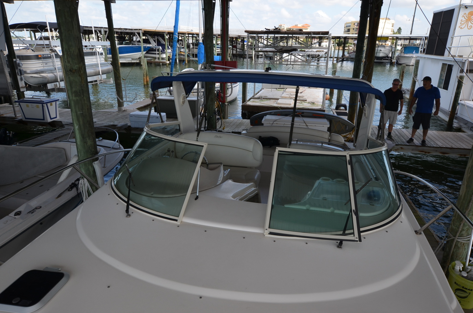 Rinker-342 Fiesta Vee 2004-Constant Motion Clearwater-Florida-United States-1538251 | Thumbnail