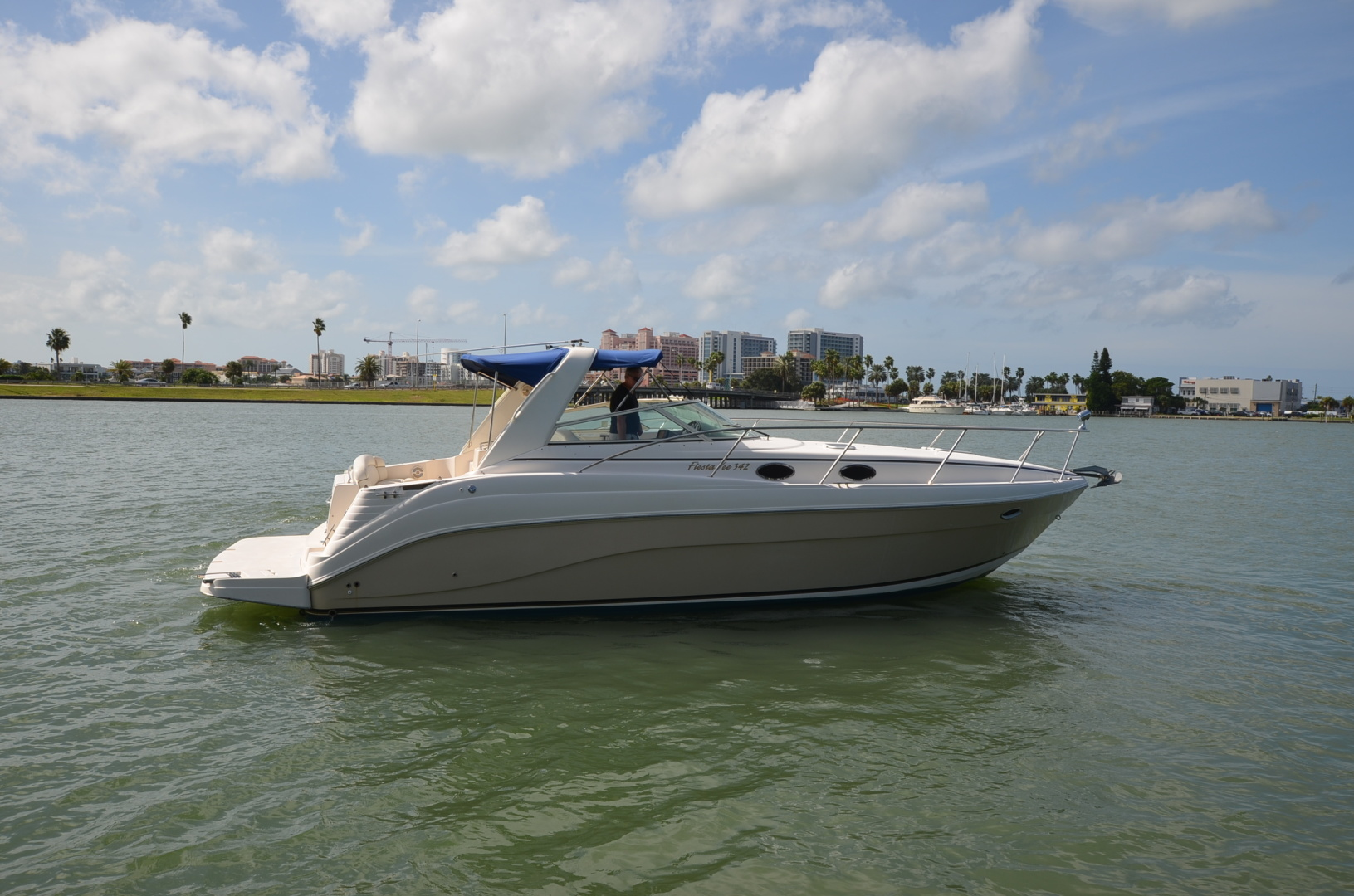 Rinker-342 Fiesta Vee 2004-Constant Motion Clearwater-Florida-United States-1538283 | Thumbnail