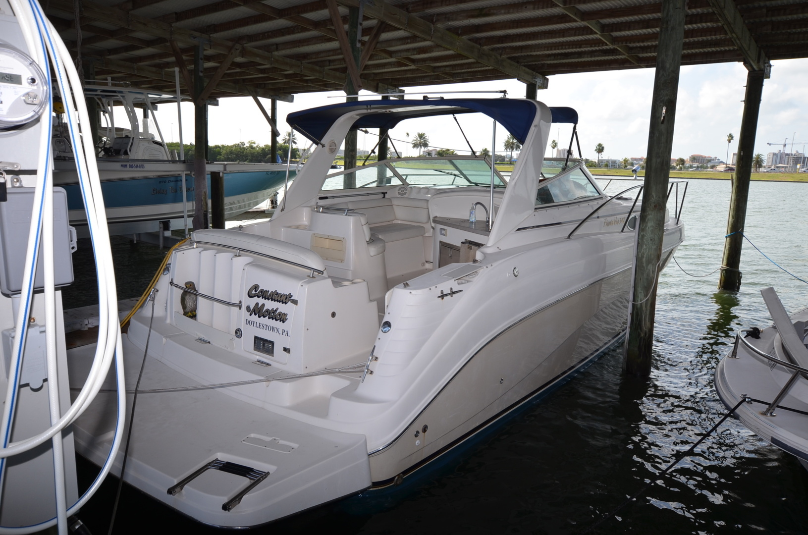Rinker-342 Fiesta Vee 2004-Constant Motion Clearwater-Florida-United States-1538226 | Thumbnail