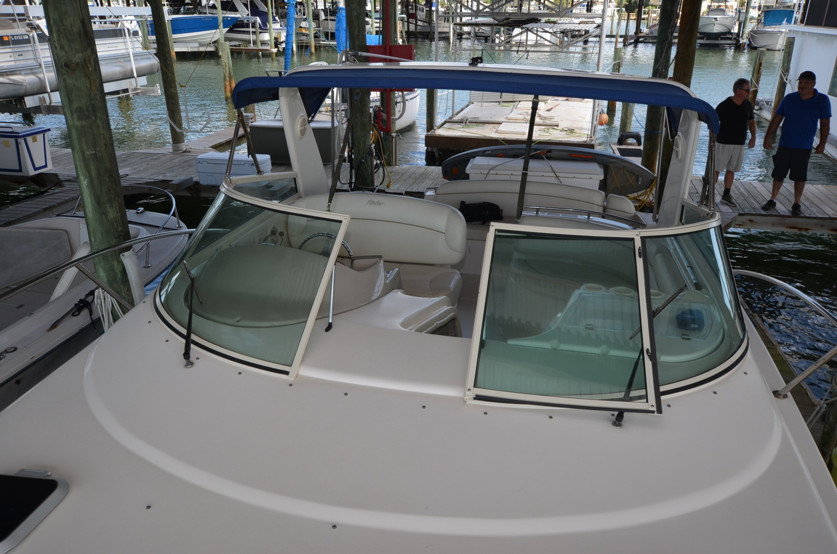 Rinker-342 Fiesta Vee 2004-Constant Motion Clearwater-Florida-United States-1538259 | Thumbnail