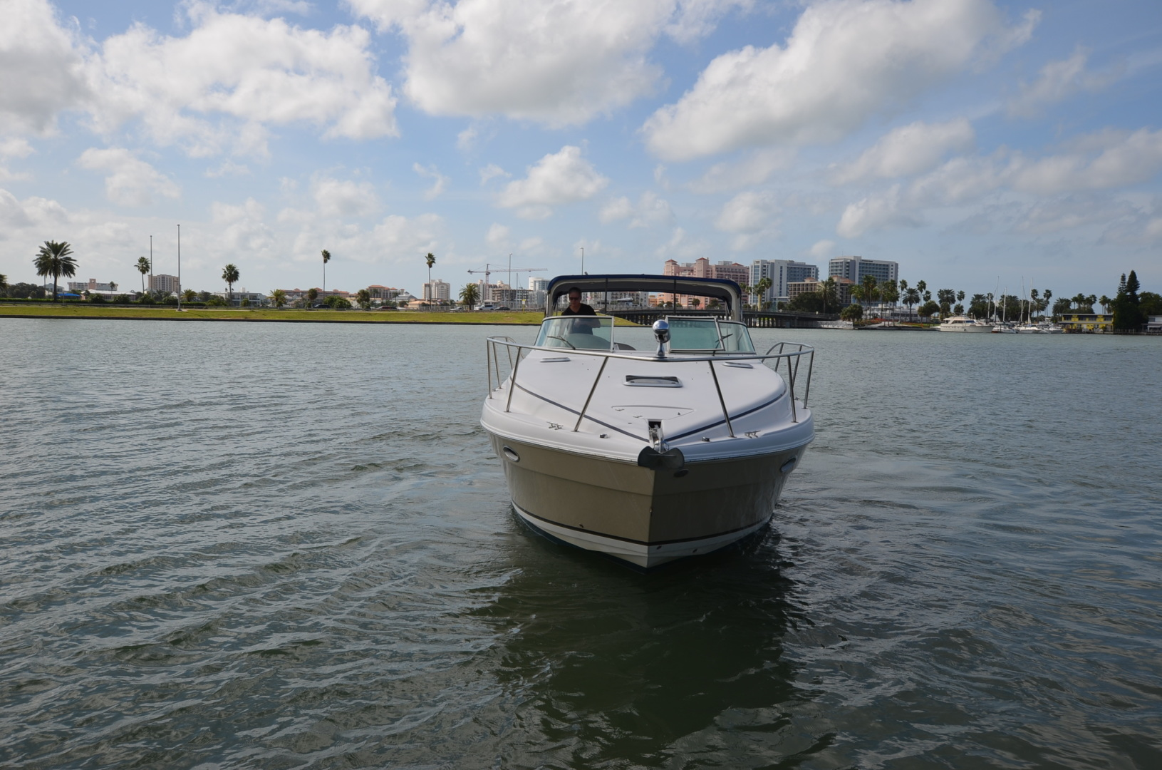 Rinker-342 Fiesta Vee 2004-Constant Motion Clearwater-Florida-United States-1538273 | Thumbnail