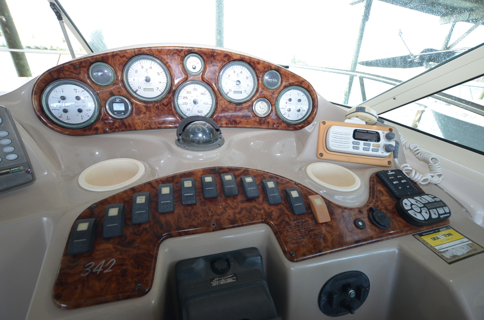 Rinker-342 Fiesta Vee 2004-Constant Motion Clearwater-Florida-United States-1538234 | Thumbnail