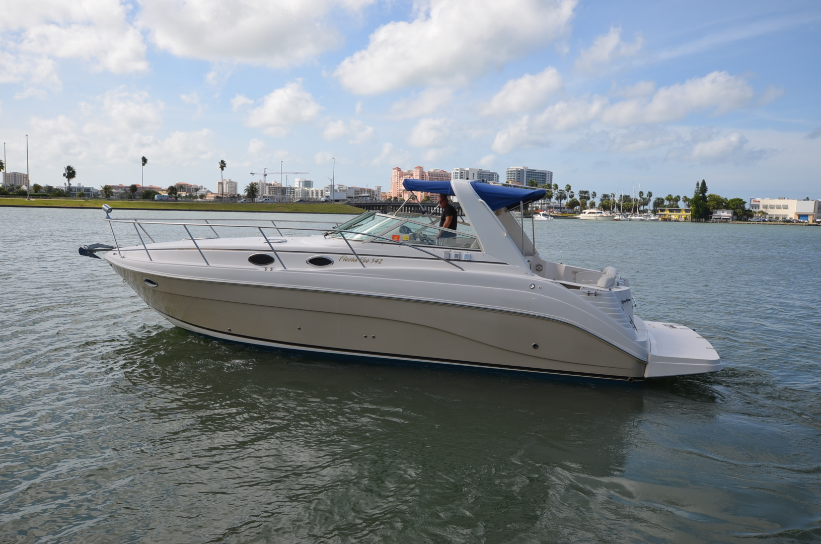 Rinker-342 Fiesta Vee 2004-Constant Motion Clearwater-Florida-United States-1538261 | Thumbnail