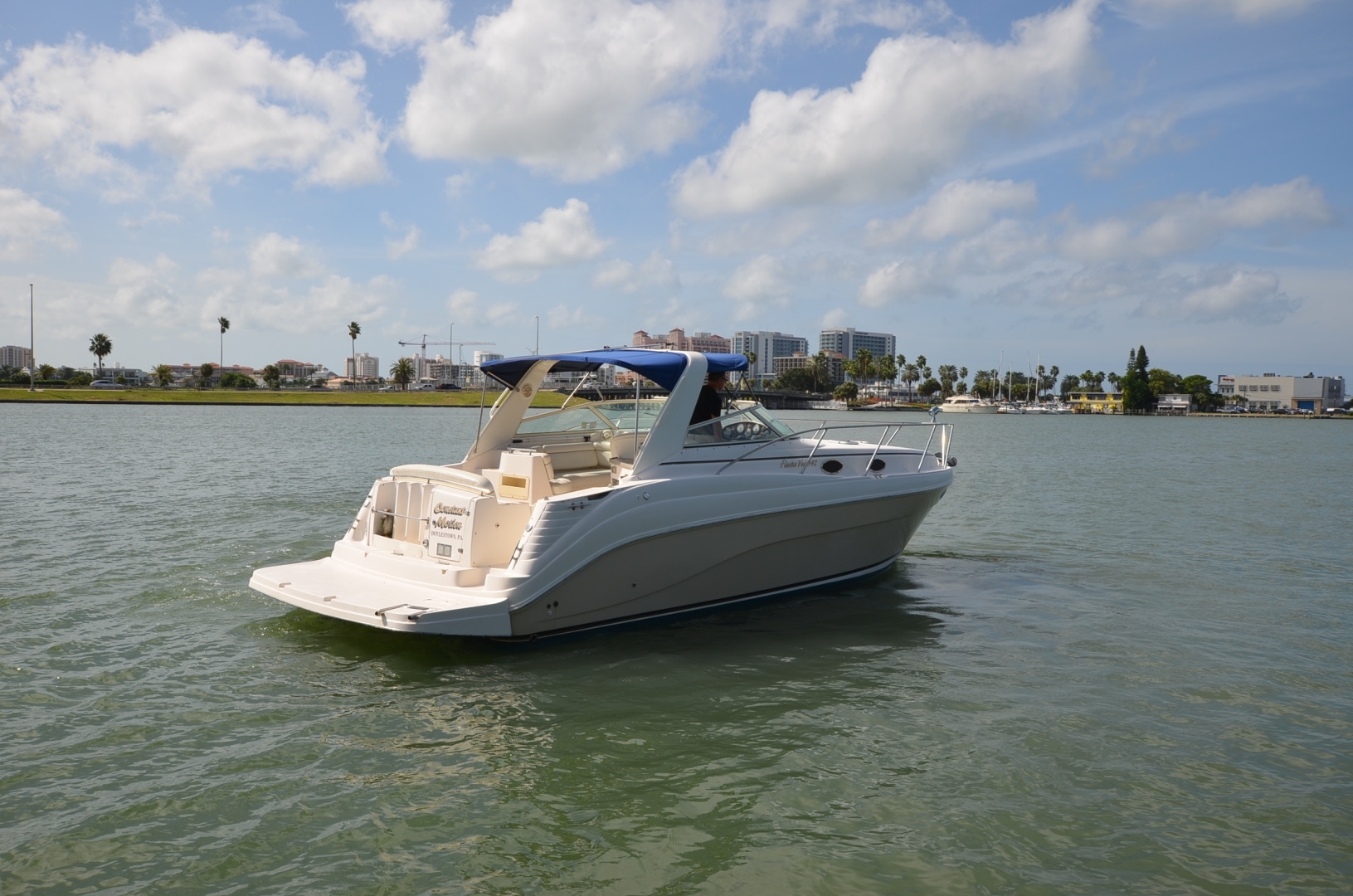 Rinker-342 Fiesta Vee 2004-Constant Motion Clearwater-Florida-United States-1538279 | Thumbnail
