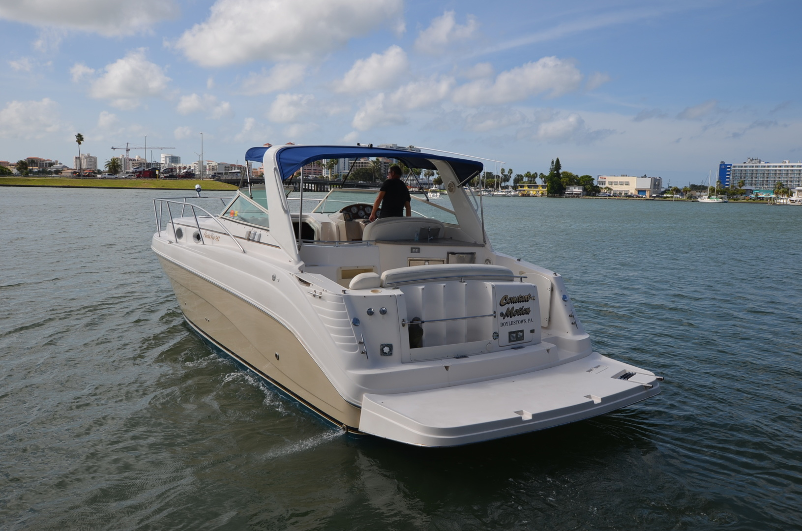 Rinker-342 Fiesta Vee 2004-Constant Motion Clearwater-Florida-United States-1538265 | Thumbnail