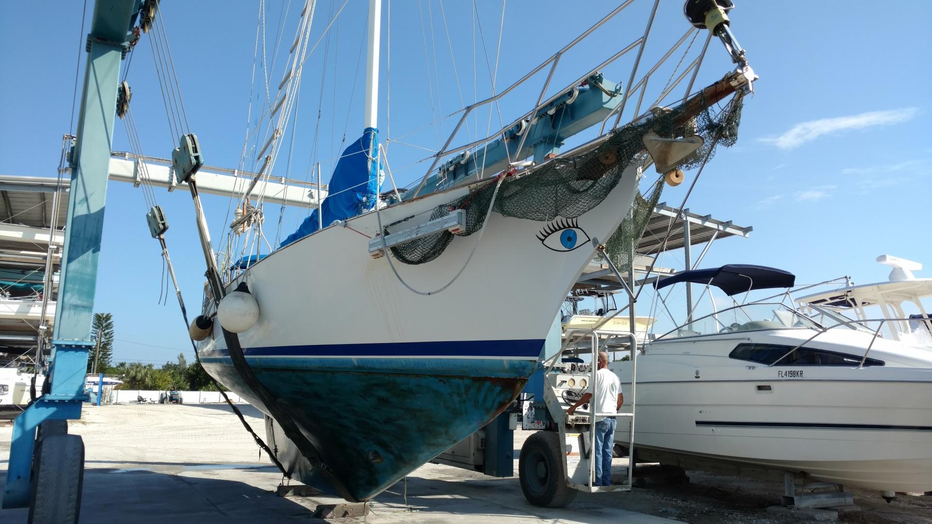 Herreshoff-Trawler 1984 -Florida-United States-1539580 | Thumbnail
