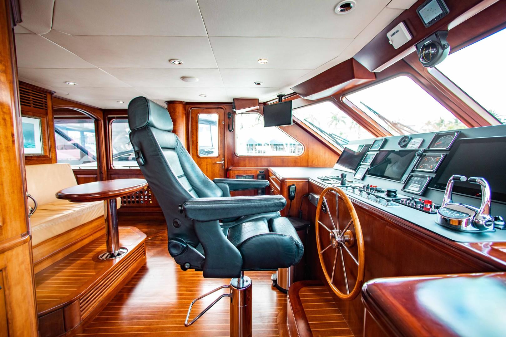 Conrad Shipyard-88 Motor Yacht 2005-Chillin Fort Lauderdale-Florida-United States-2000 Conrad Shipyard 88 Motor Yacht Chillin-1642473   Thumbnail