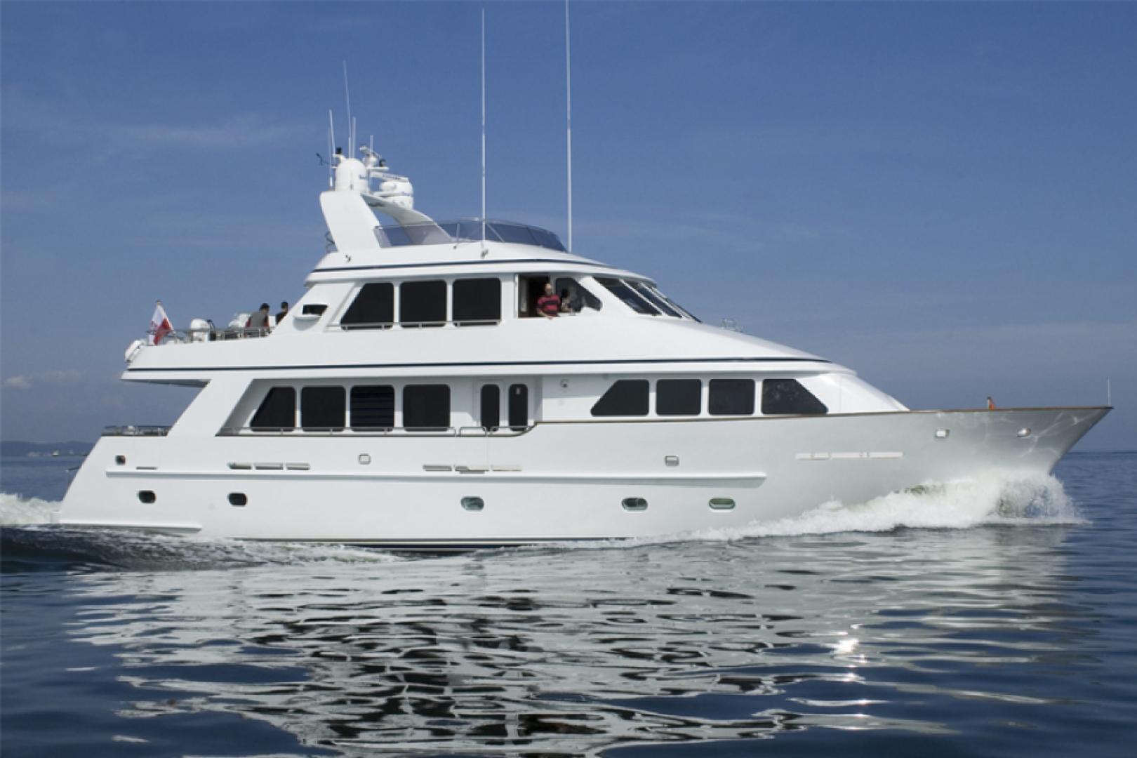Conrad Shipyard-88 Motor Yacht 2005-Chillin Fort Lauderdale-Florida-United States-Conrad Motor Yacht 2005 Chillin-1537331 | Thumbnail