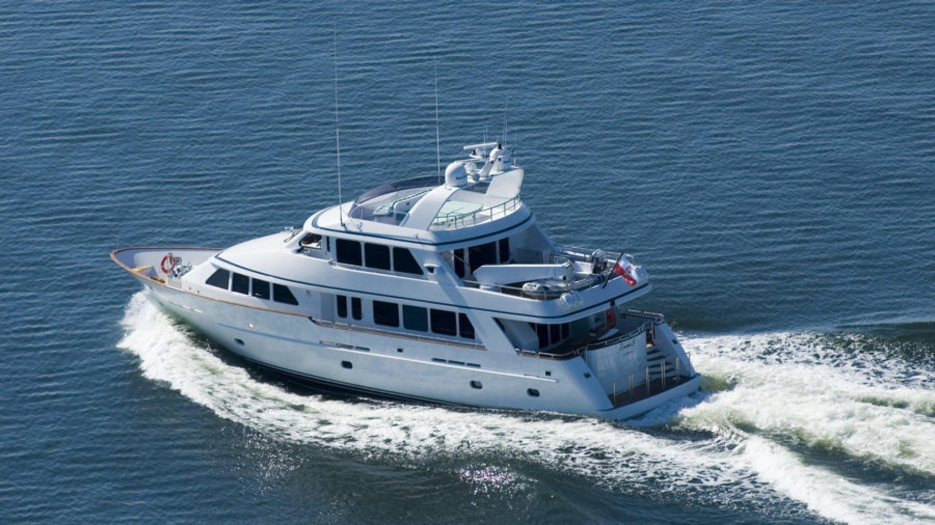 Conrad Shipyard-88 Motor Yacht 2005-Chillin Fort Lauderdale-Florida-United States-Conrad Motor Yacht 2005 Chillin-1537333 | Thumbnail