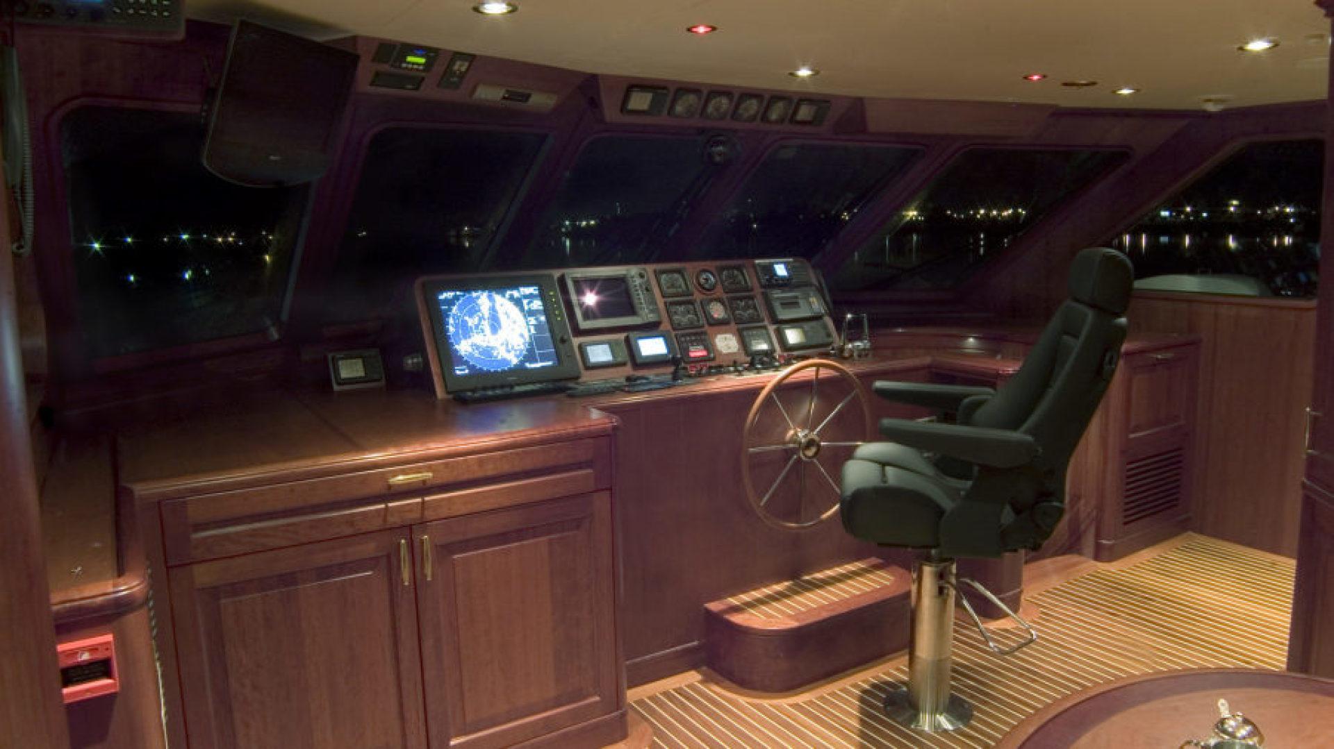 Conrad Shipyard-88 Motor Yacht 2005-Chillin Fort Lauderdale-Florida-United States-Conrad Motor Yacht 2005 Chillin-1537342 | Thumbnail