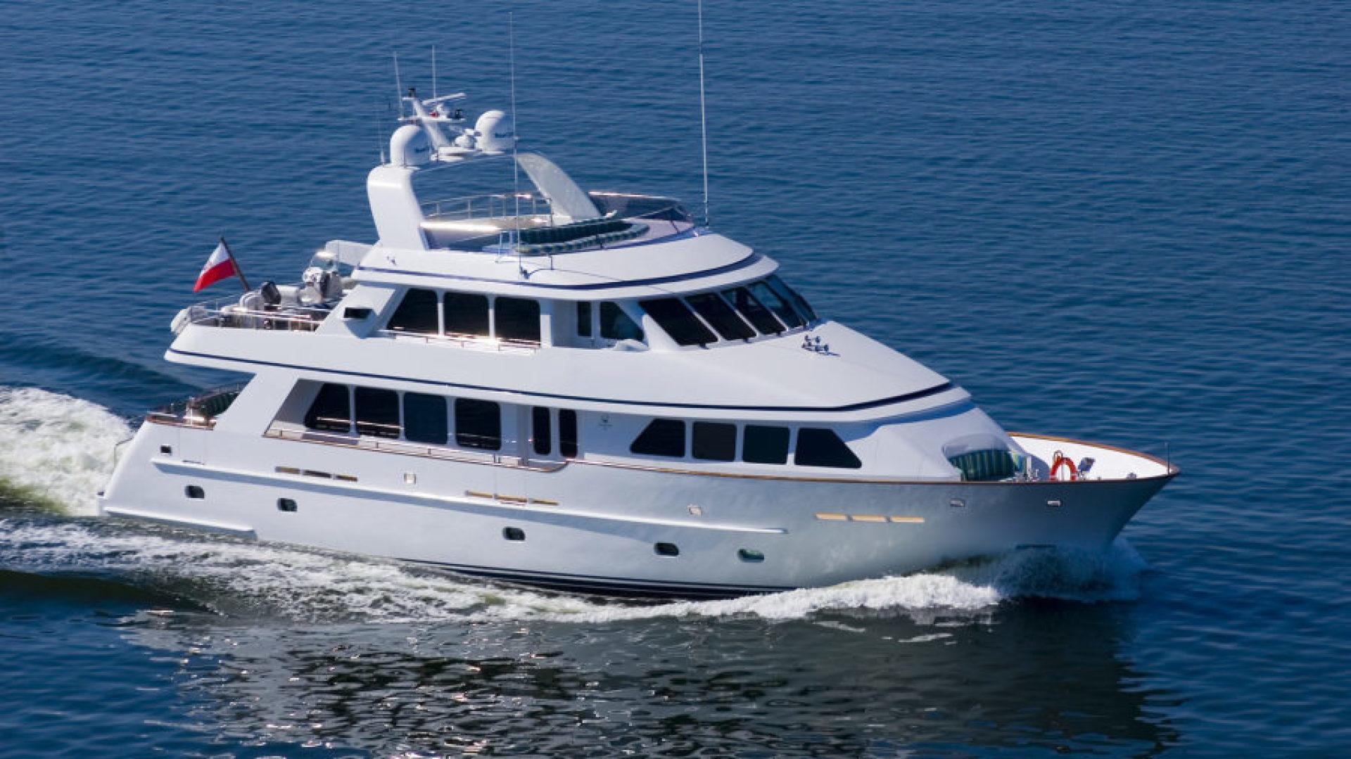 Conrad Shipyard-88 Motor Yacht 2005-Chillin Fort Lauderdale-Florida-United States-Conrad Motor Yacht 2005 Chillin-1537332 | Thumbnail