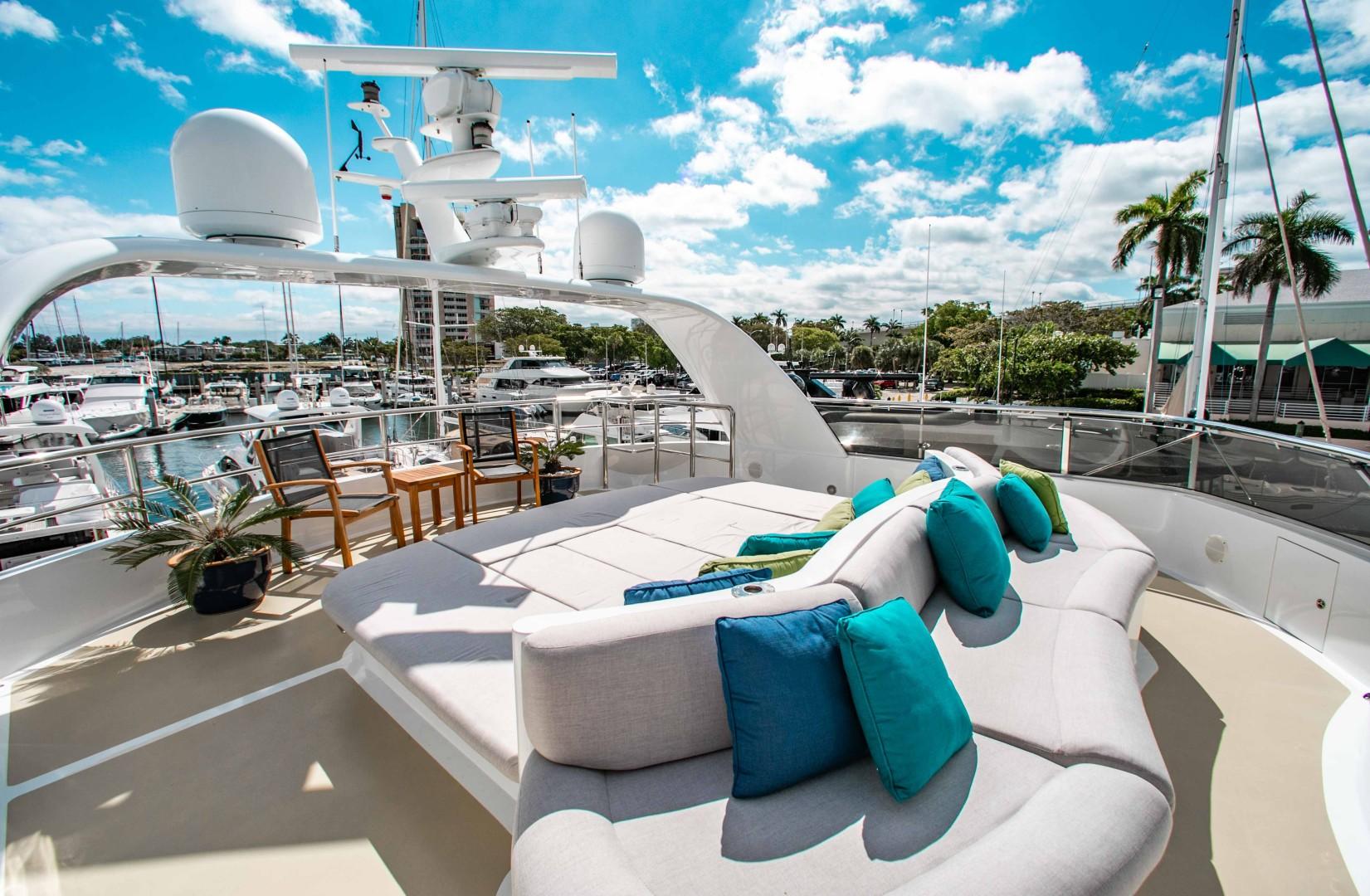 Conrad Shipyard-88 Motor Yacht 2005-Chillin Fort Lauderdale-Florida-United States-2000 Conrad Shipyard 88 Motor Yacht Chillin-1642510   Thumbnail