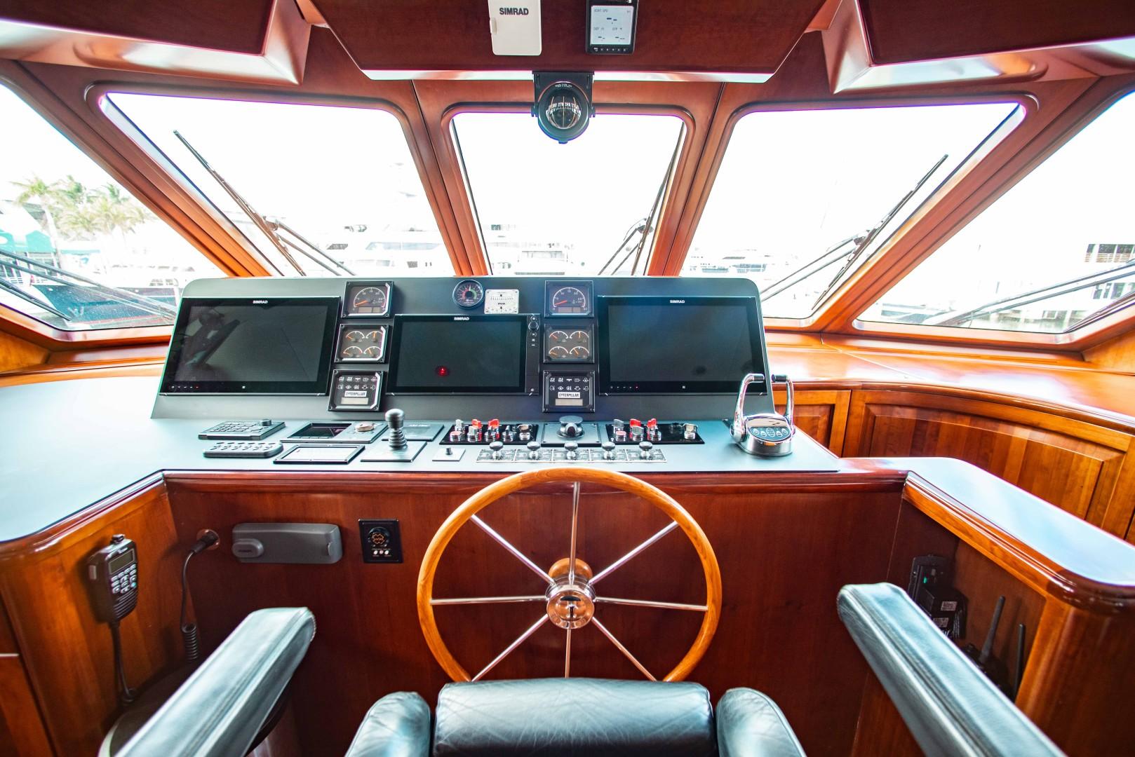 Conrad Shipyard-88 Motor Yacht 2005-Chillin Fort Lauderdale-Florida-United States-2000 Conrad Shipyard 88 Motor Yacht Chillin-1642472   Thumbnail