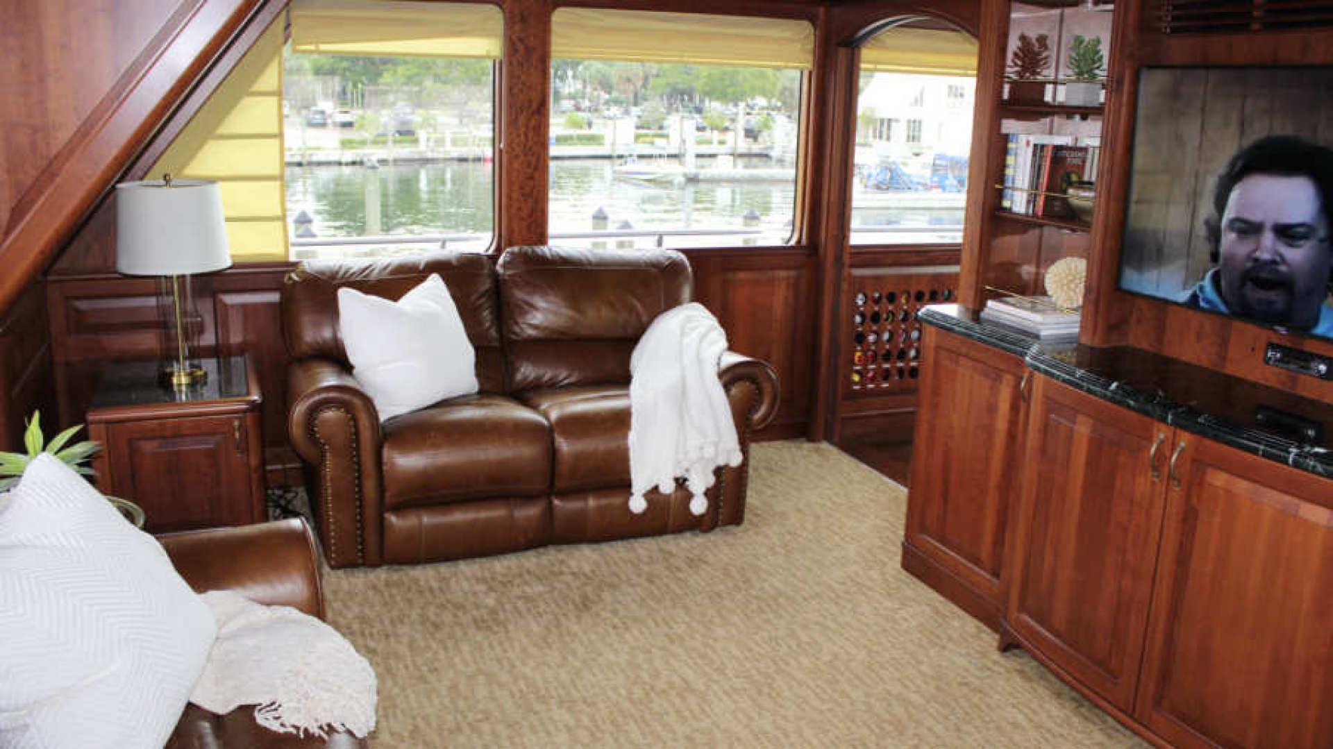 Conrad Shipyard-88 Motor Yacht 2005-Chillin Fort Lauderdale-Florida-United States-Conrad Motor Yacht 2005 Chillin-1537365 | Thumbnail