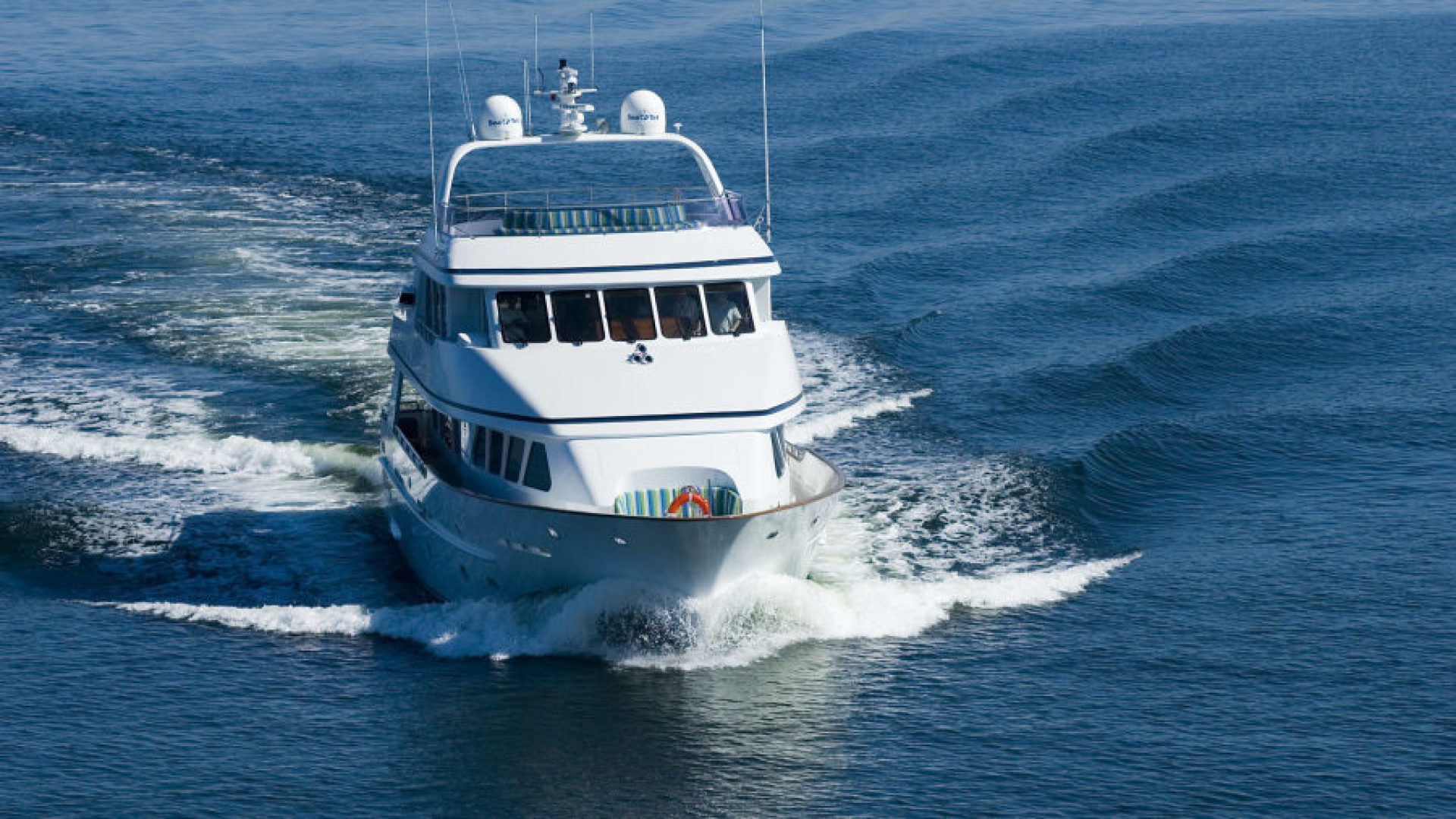 Conrad Shipyard-88 Motor Yacht 2005-Chillin Fort Lauderdale-Florida-United States-Conrad Motor Yacht 2005 Chillin-1537334 | Thumbnail