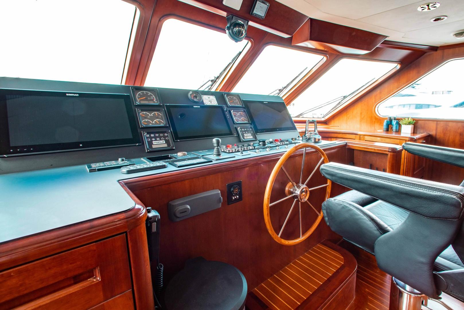 Conrad Shipyard-88 Motor Yacht 2005-Chillin Fort Lauderdale-Florida-United States-2000 Conrad Shipyard 88 Motor Yacht Chillin-1642471   Thumbnail