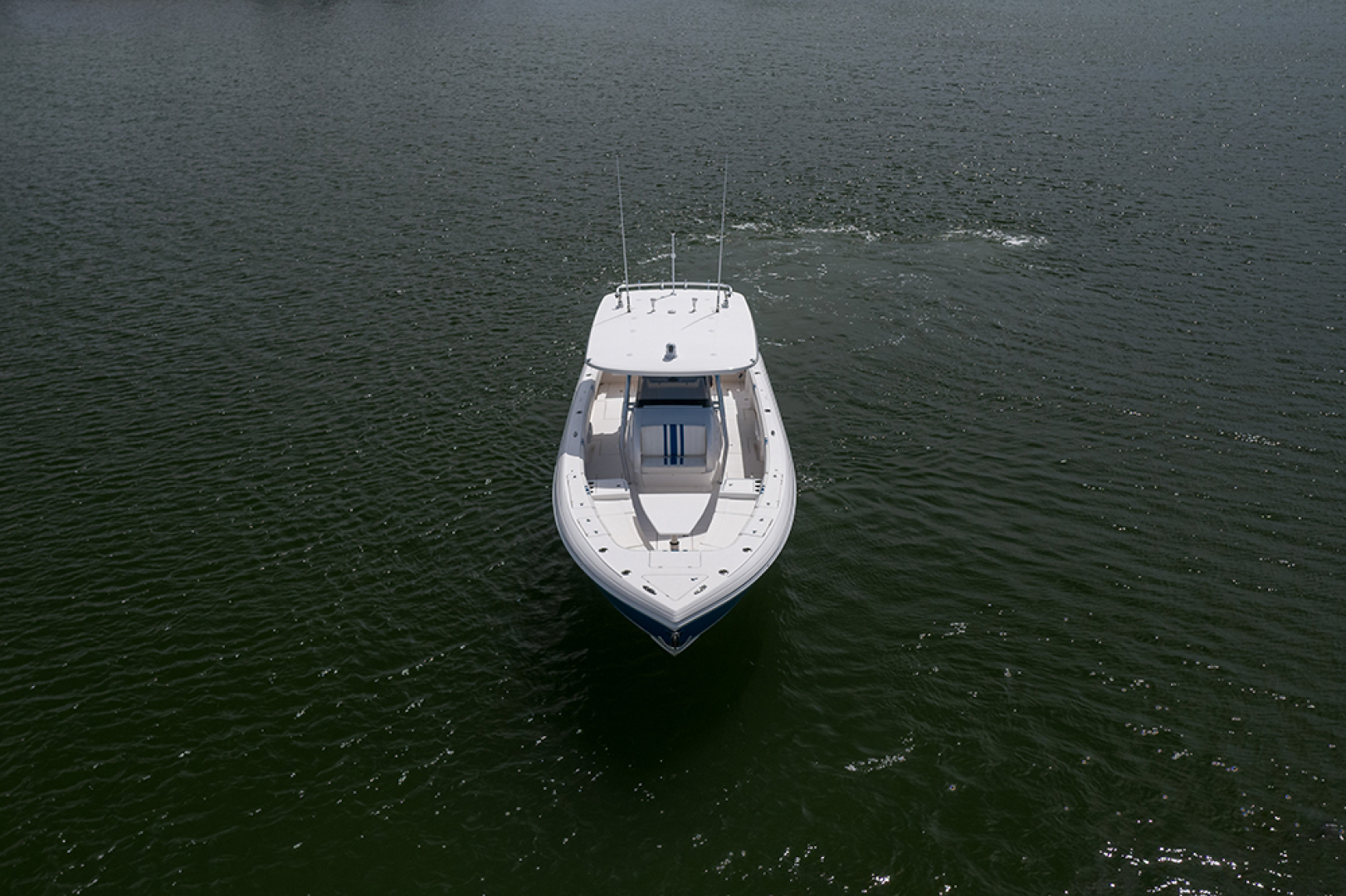 Intrepid-400 Center Console 2017-SPONTANEOUS Marco Island-Florida-United States-Aerial view 2-1537612 | Thumbnail