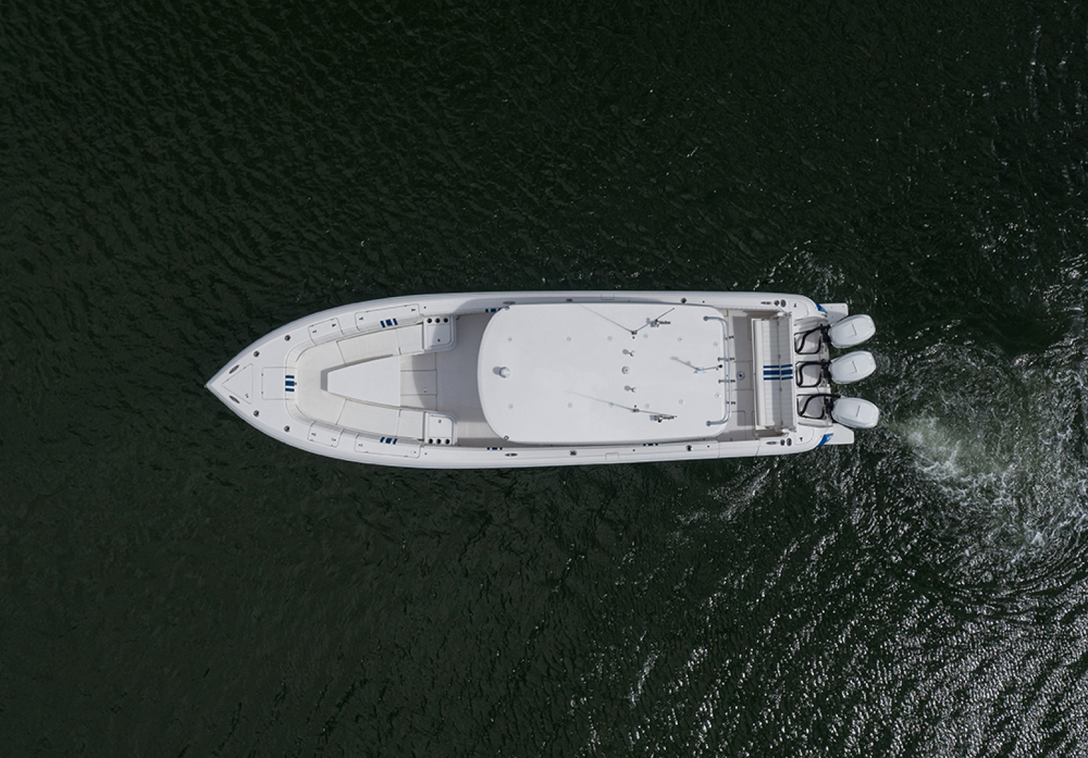 Intrepid-400 Center Console 2017-SPONTANEOUS Marco Island-Florida-United States-Aerial view-1537598 | Thumbnail