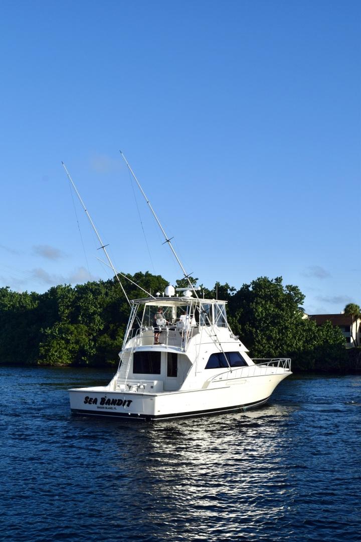 Bertram-Convertible 1988-Sea Bandit North Palm Beach -Florida-United States-1537744 | Thumbnail