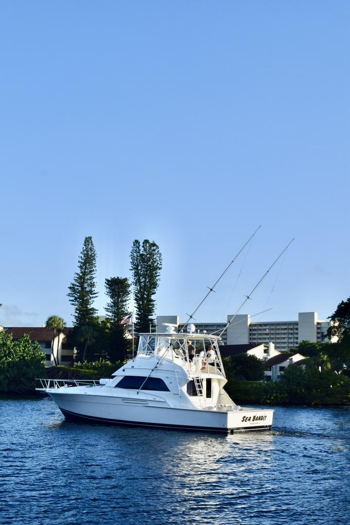 Bertram-Convertible 1988-Sea Bandit North Palm Beach -Florida-United States-1537721 | Thumbnail