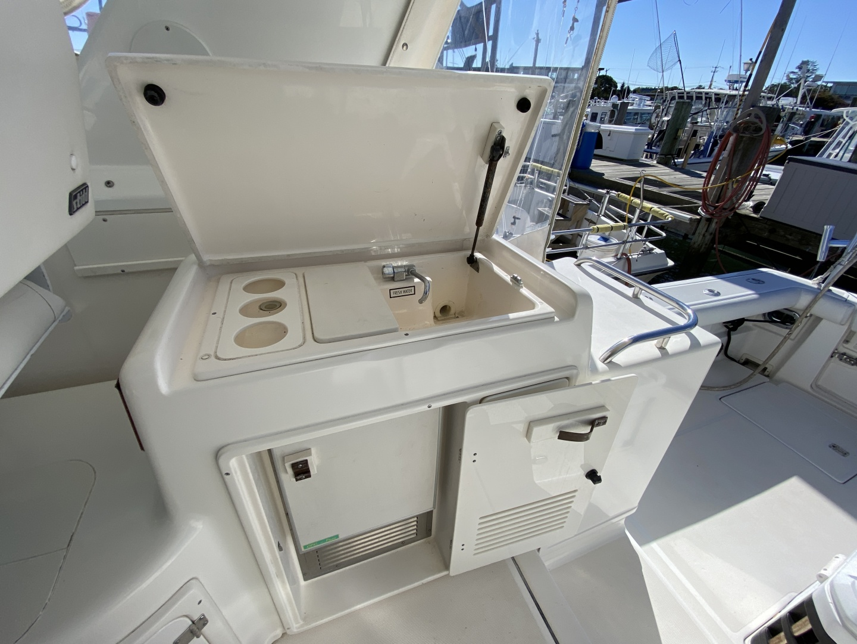 Tiara Yachts-4300 Open 2001-The Three Gs Montauk -New York-United States-1537951 | Thumbnail