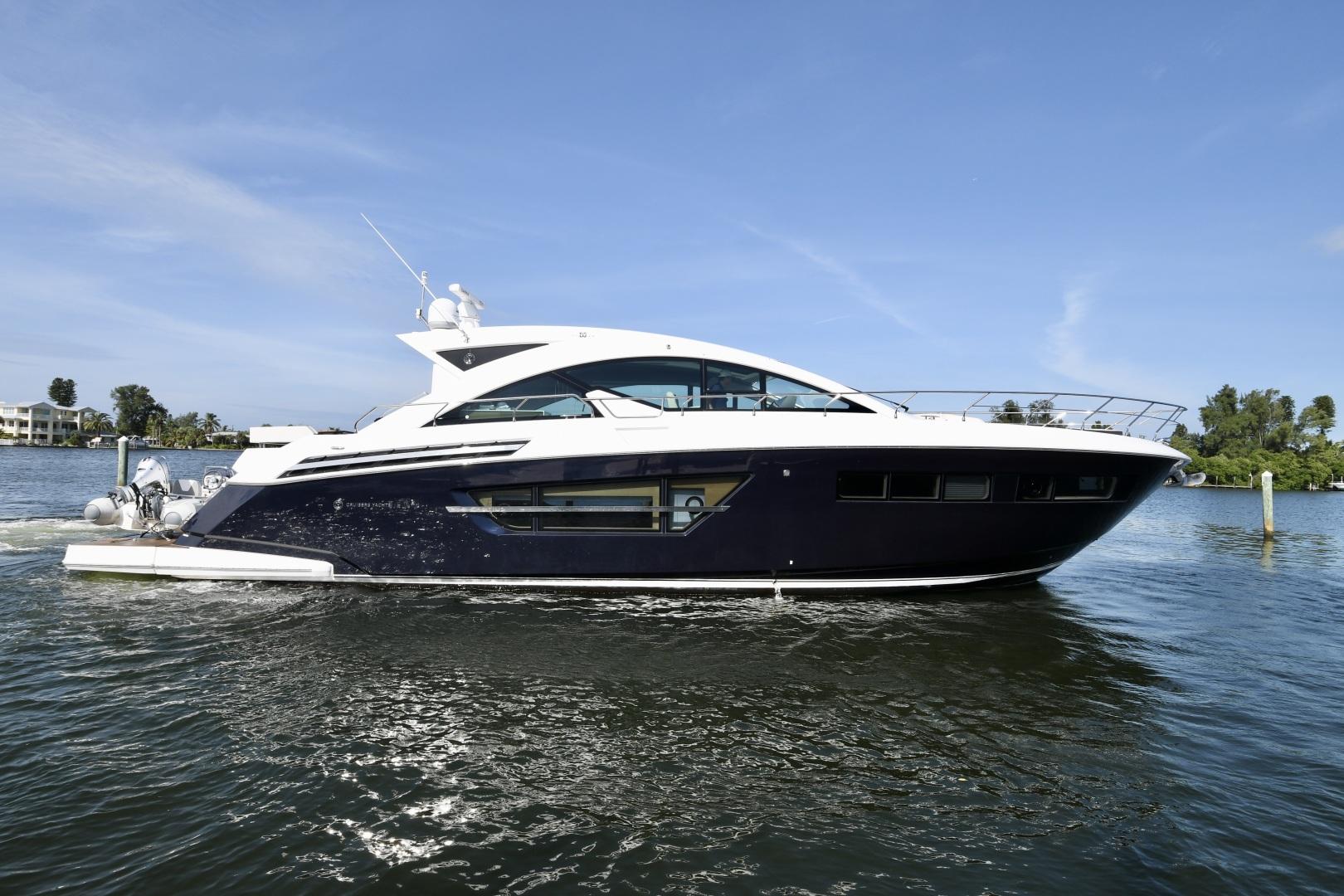 Cruisers-60 Cantius 2017-Mrs. Robinson Anna Maria Island-Florida-United States-2017 Cruisers 60 Cantius  Mrs. Robinson  Profile-1538530 | Thumbnail