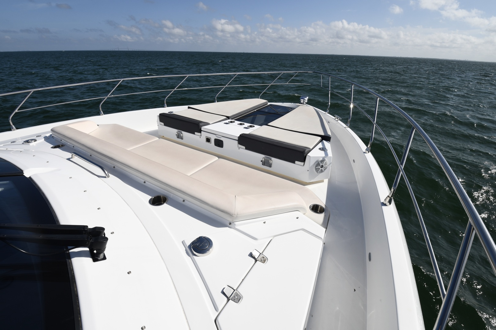 Cruisers-60 Cantius 2017-Mrs. Robinson Anna Maria Island-Florida-United States-2017 Cruisers 60 Cantius  Mrs. Robinson  Foredeck Seating-1538519 | Thumbnail