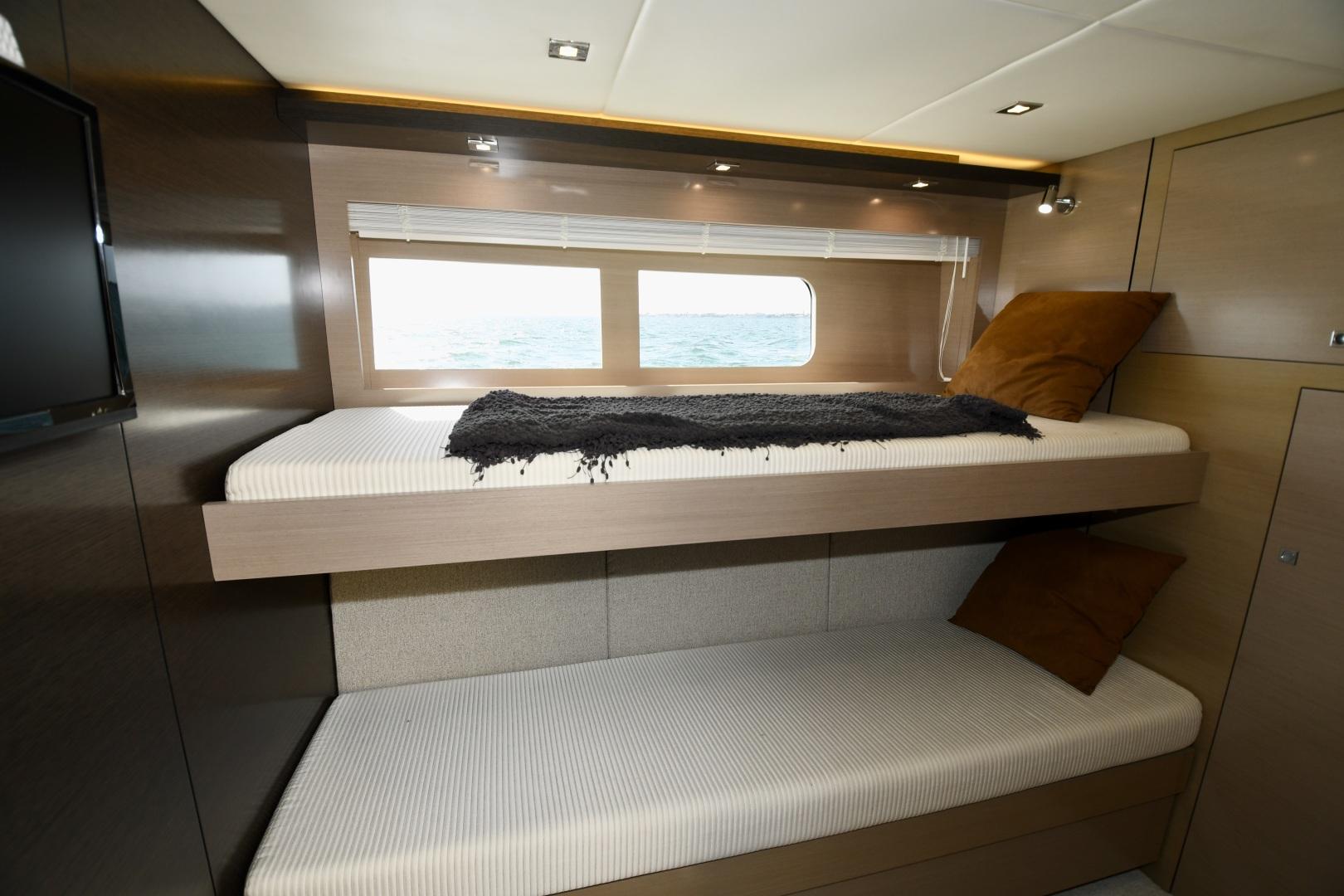 Cruisers-60 Cantius 2017-Mrs. Robinson Anna Maria Island-Florida-United States-2017 Cruisers 60 Cantius  Mrs. Robinson  Guest Bunk Stateroom-1538515 | Thumbnail