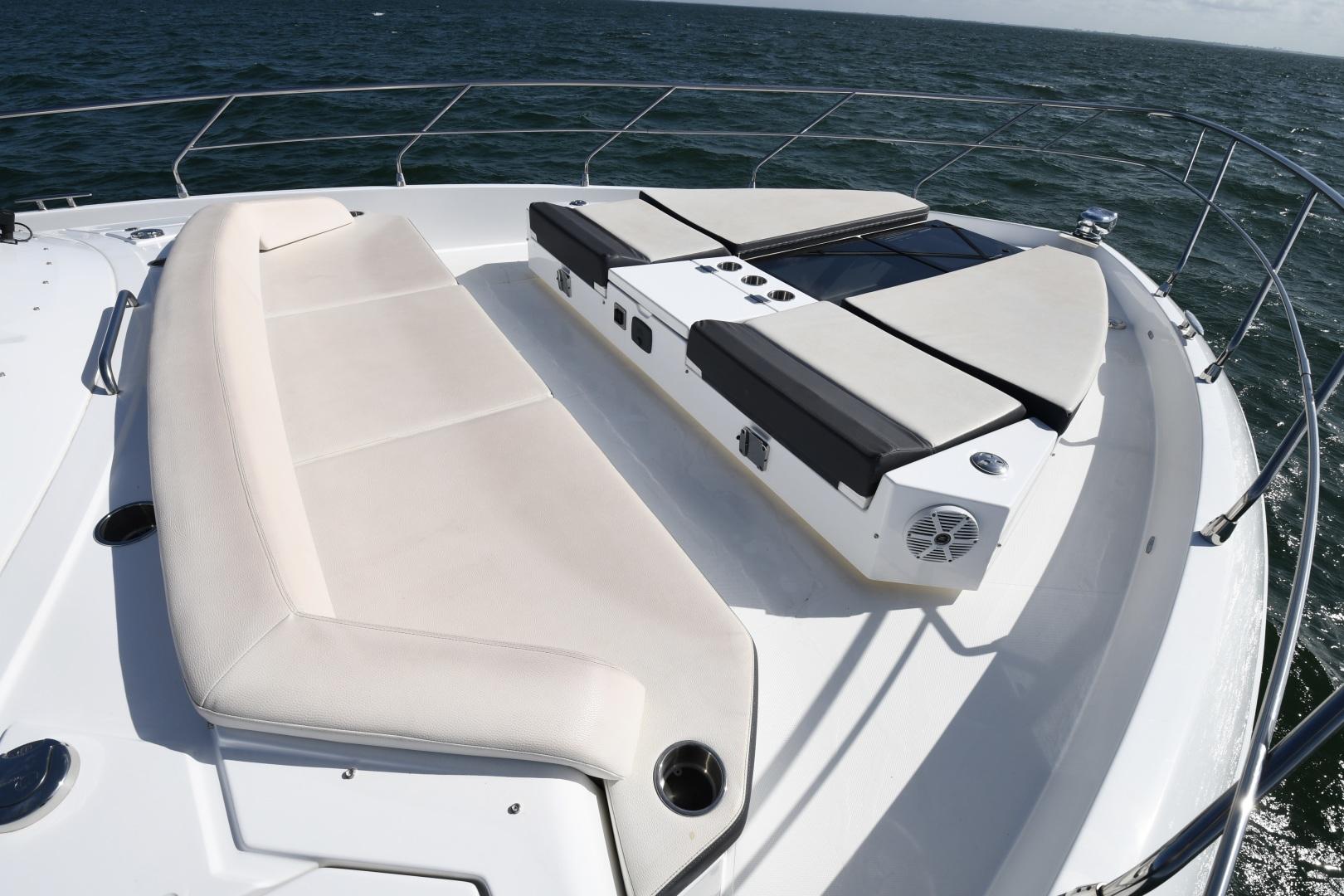 Cruisers-60 Cantius 2017-Mrs. Robinson Anna Maria Island-Florida-United States-2017 Cruisers 60 Cantius  Mrs. Robinson  Foredeck Seating-1538518 | Thumbnail