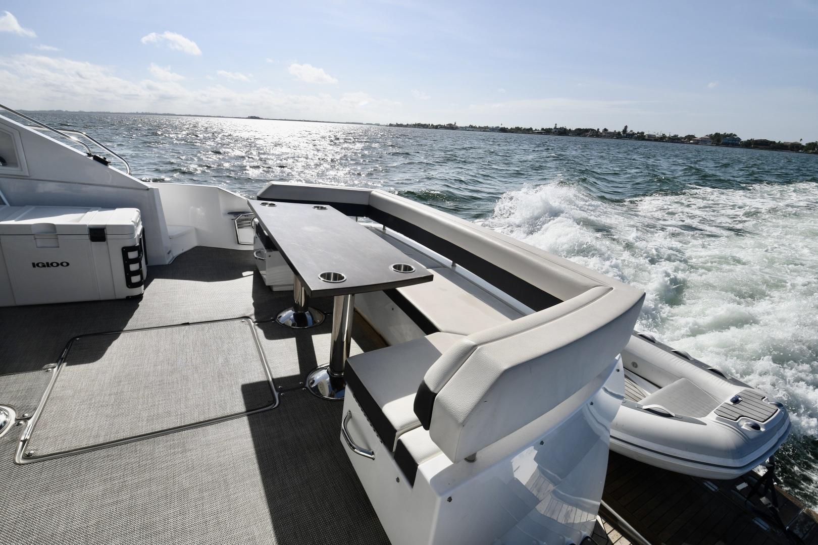 Cruisers-60 Cantius 2017-Mrs. Robinson Anna Maria Island-Florida-United States-2017 Cruisers 60 Cantius  Mrs. Robinson  Cockpit -1538487 | Thumbnail