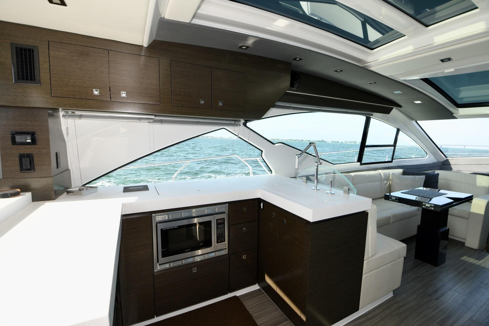Cruisers-60 Cantius 2017-Mrs. Robinson Anna Maria Island-Florida-United States-2017 Cruisers 60 Cantius  Mrs. Robinson  Galley-1538496 | Thumbnail