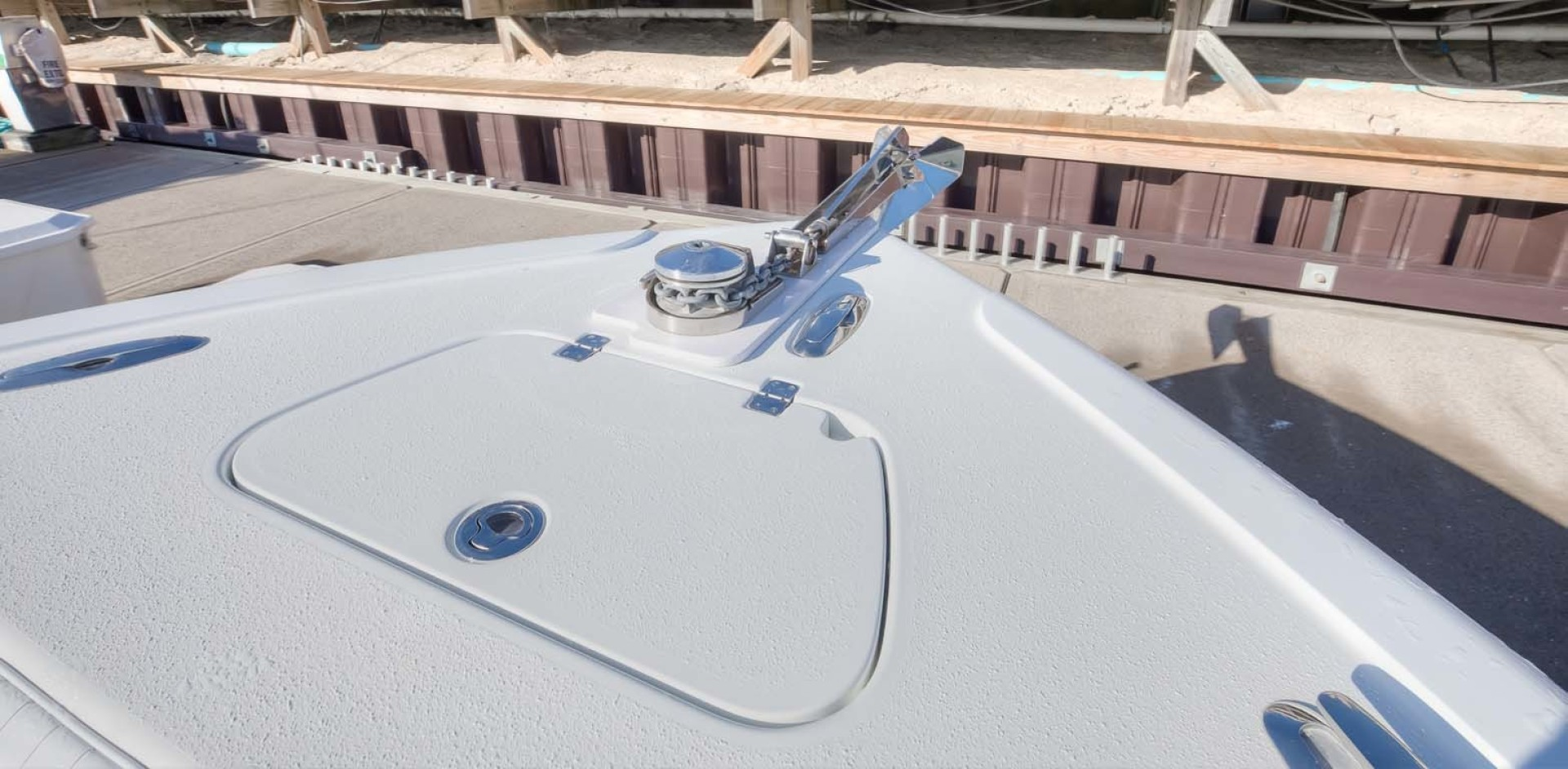 Yellowfin-Center Console 2009-Clean Sweep Cape May-New Jersey-United States-Windlass-1538539 | Thumbnail