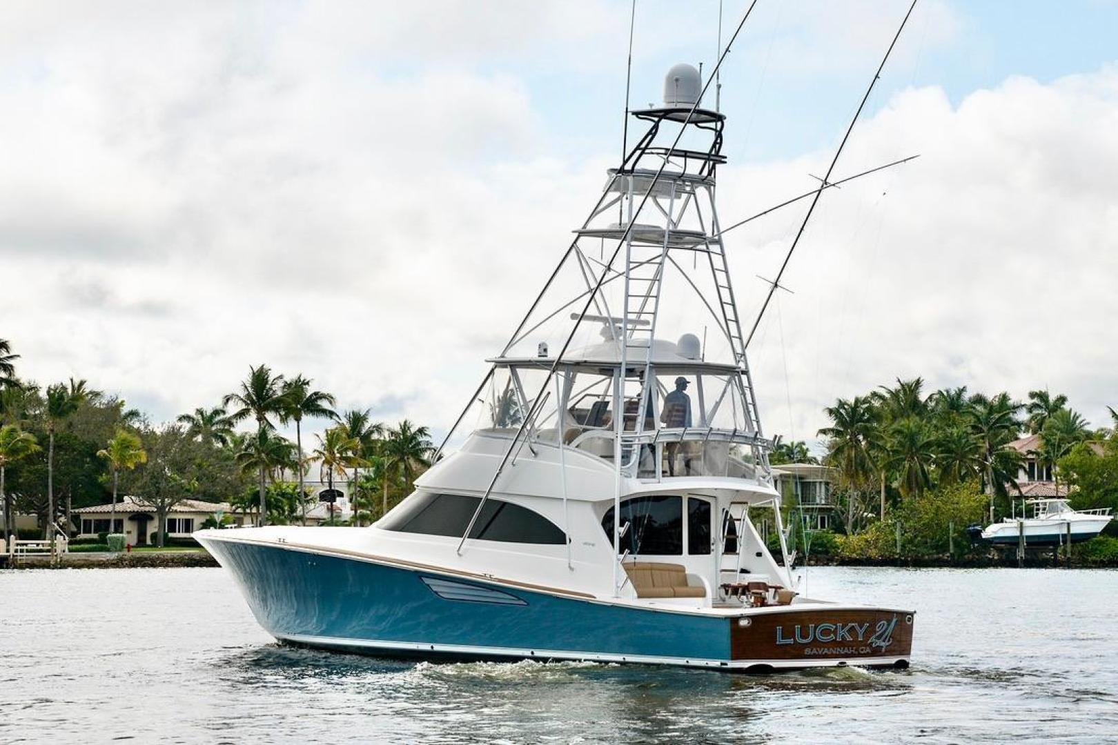 Viking-Convertible 2015-Lucky 24 Too Savannah-Georgia-United States-1538625 | Thumbnail