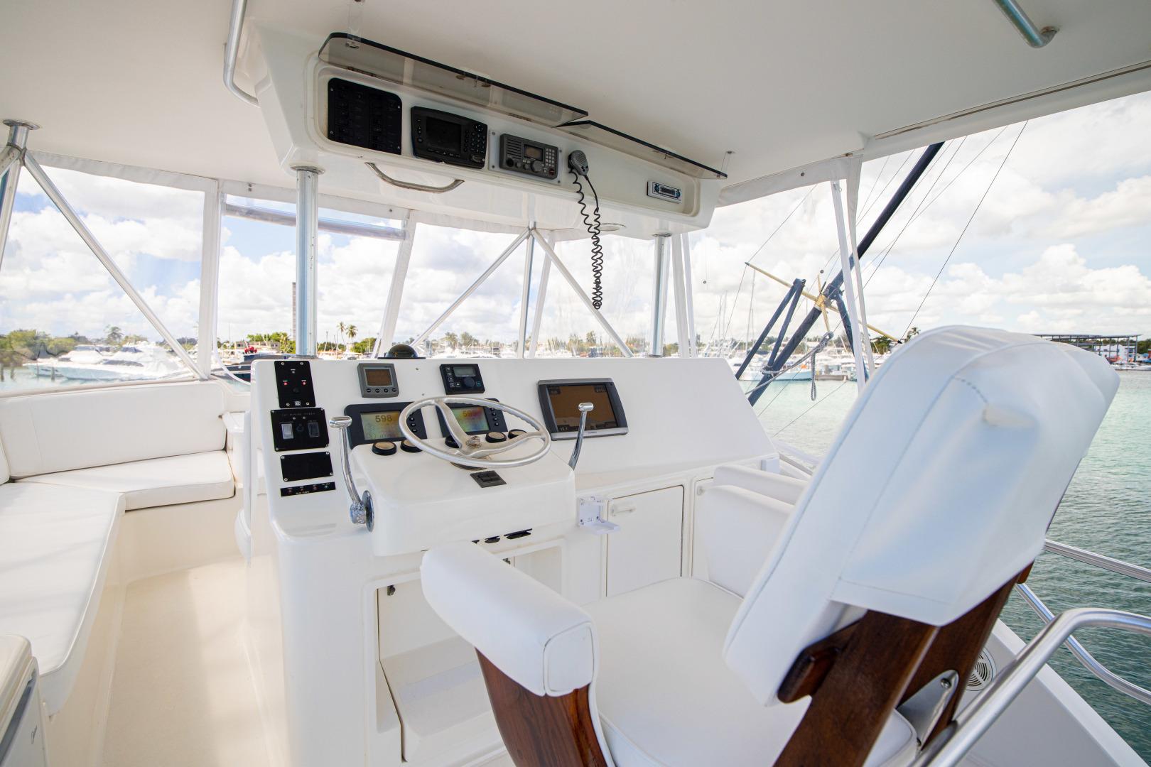 Ocean Yachts 2001 -Santo Domingo-Dominican Republic-Helm-1538742   Thumbnail