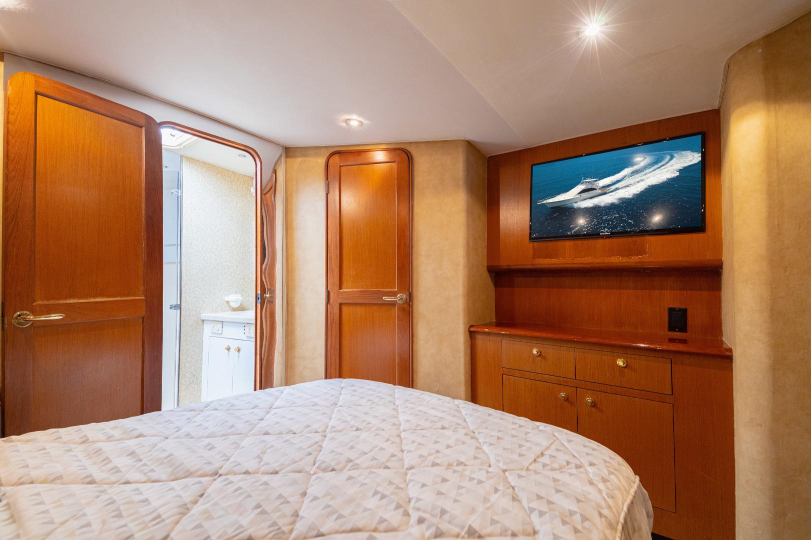Ocean Yachts 2001 -Santo Domingo-Dominican Republic-VIP Stateroom-1538722   Thumbnail