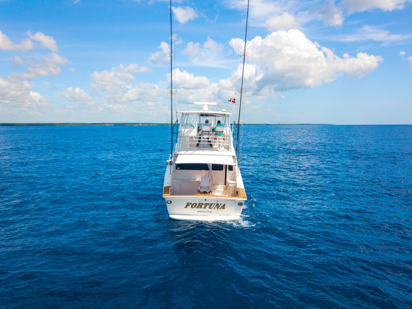 Ocean Yachts 2001 -Santo Domingo-Dominican Republic-1538684   Thumbnail