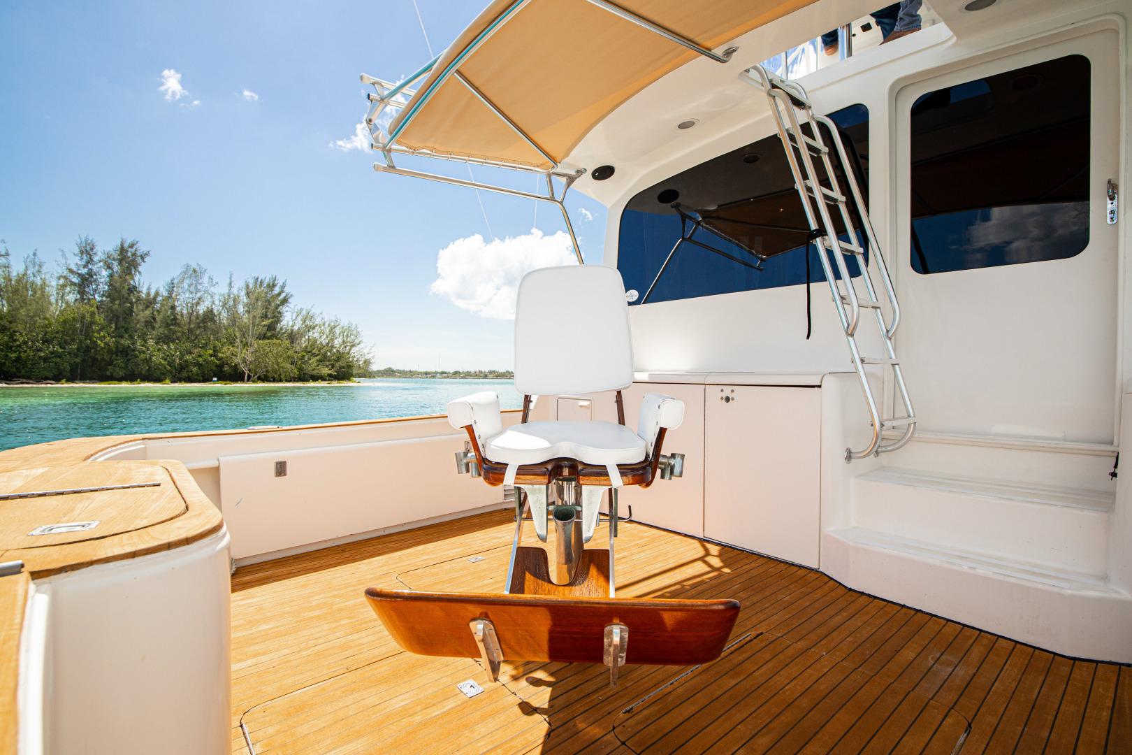 Ocean Yachts 2001 -Santo Domingo-Dominican Republic-Aft Deck-1538731   Thumbnail