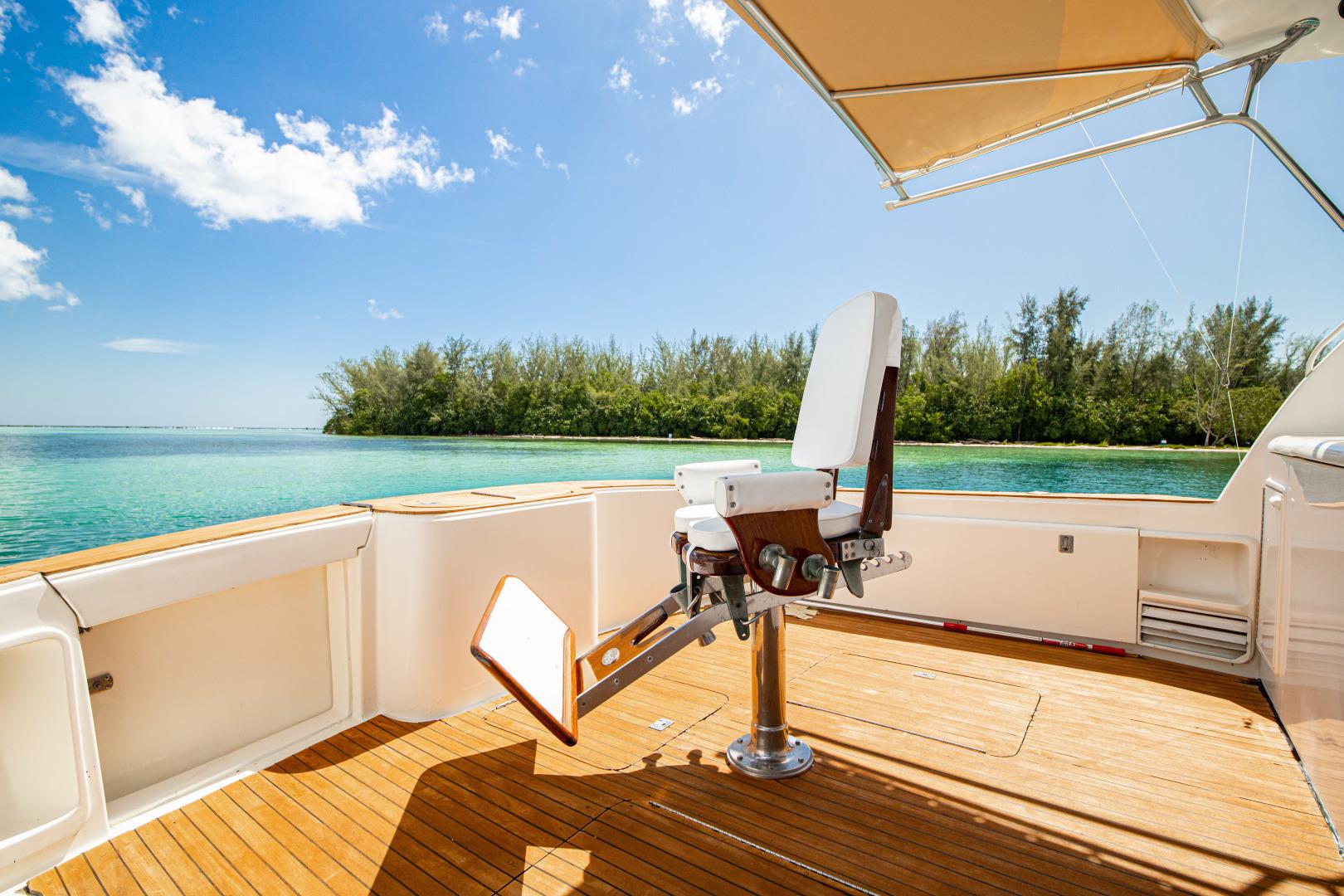 Ocean Yachts 2001 -Santo Domingo-Dominican Republic-Aft Deck-1538732   Thumbnail