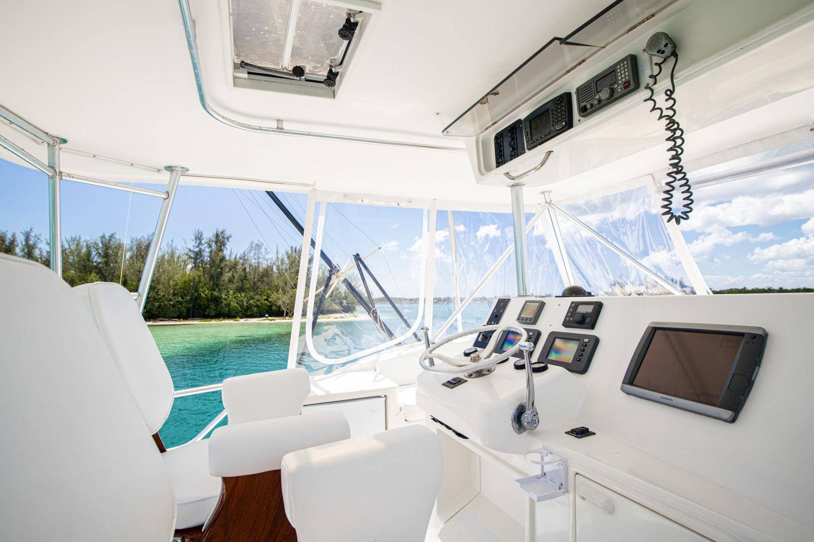 Ocean Yachts 2001 -Santo Domingo-Dominican Republic-Helm-1538745   Thumbnail