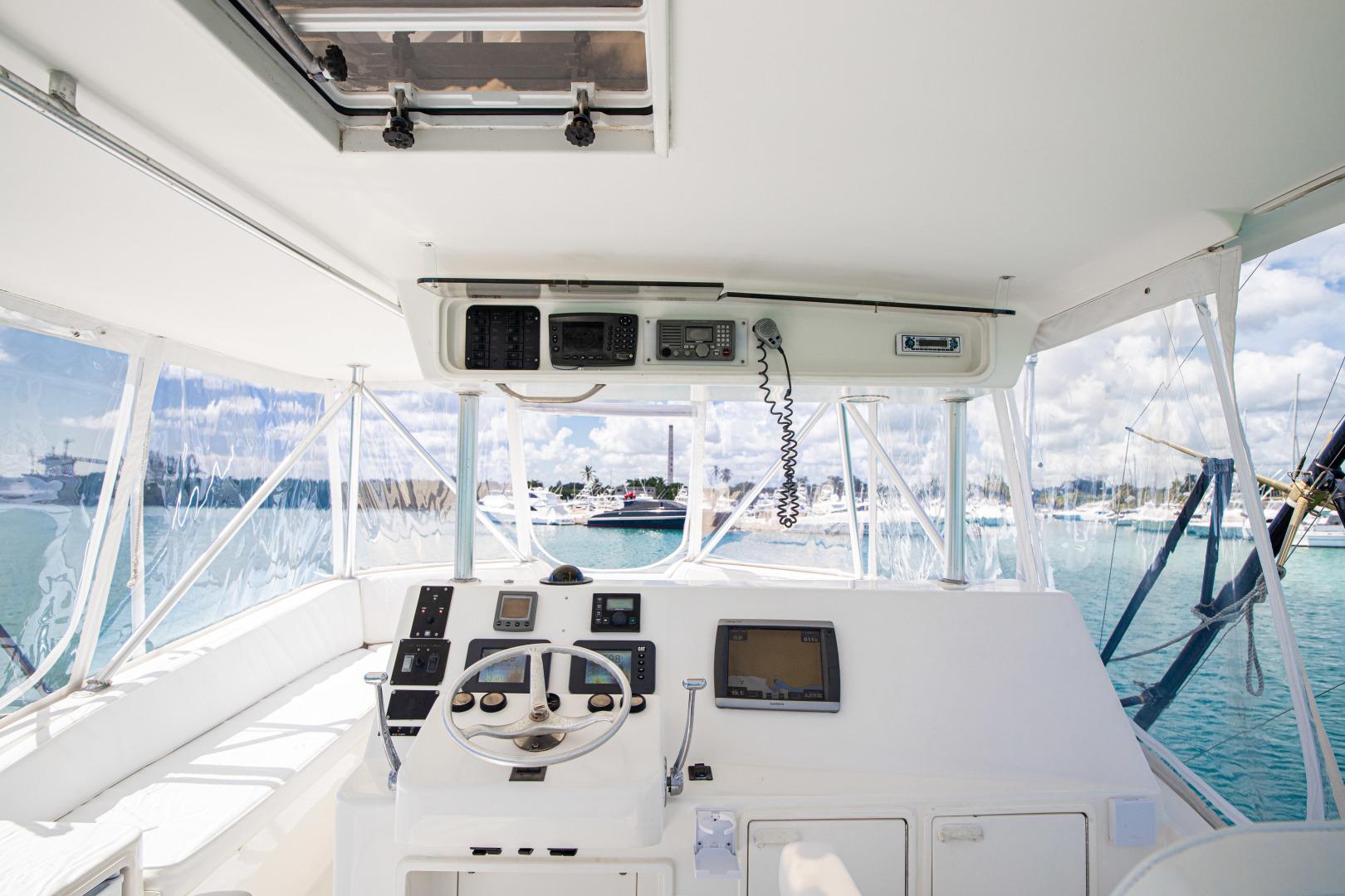 Ocean Yachts 2001 -Santo Domingo-Dominican Republic-Helm-1538743   Thumbnail