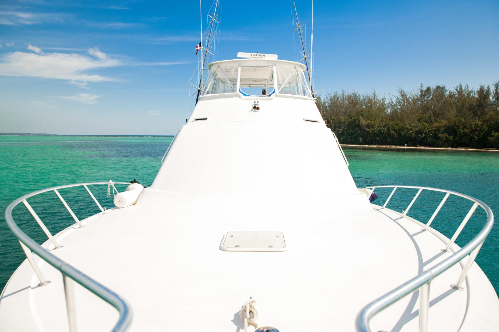 Ocean Yachts 2001 -Santo Domingo-Dominican Republic-Bow-1538735   Thumbnail