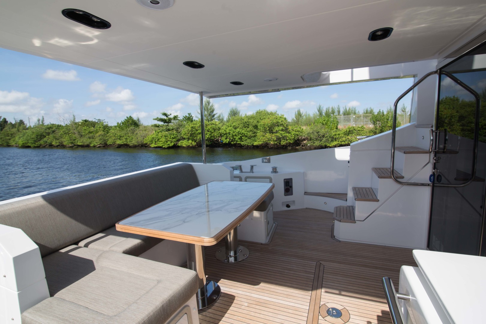 Azimut-Motor Yacht 2020-TRANQUILITY III Dania Beach-Florida-United States-1539443   Thumbnail