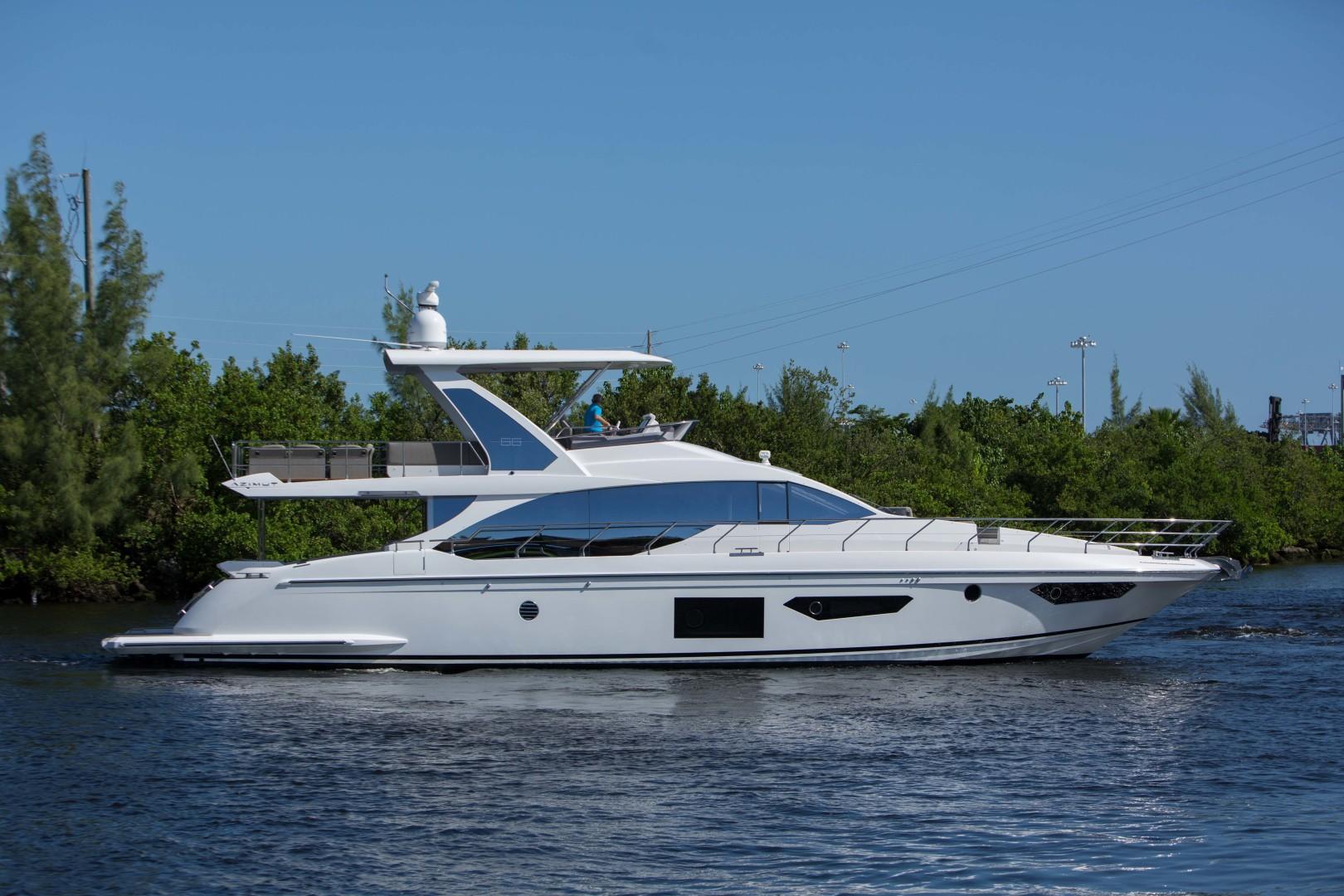 Azimut-Motor Yacht 2020-TRANQUILITY III Dania Beach-Florida-United States-1539459   Thumbnail