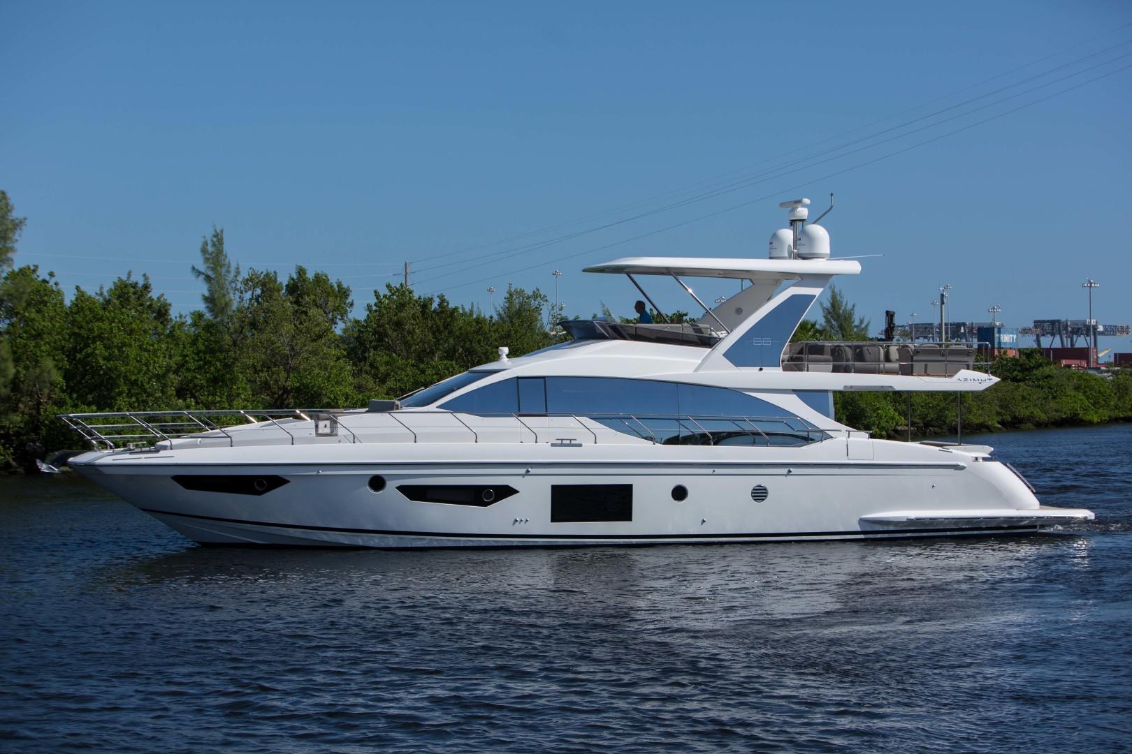 Azimut-Motor Yacht 2020-TRANQUILITY III Dania Beach-Florida-United States-1539421   Thumbnail