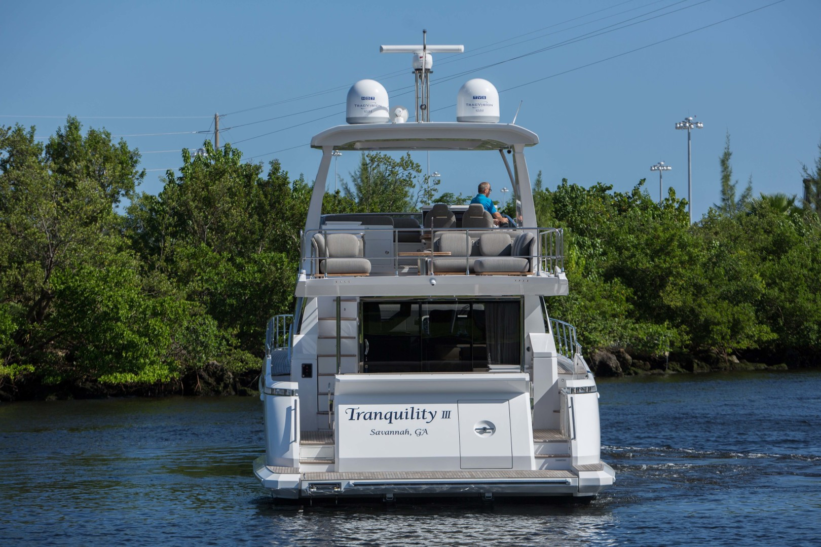 Azimut-Motor Yacht 2020-TRANQUILITY III Dania Beach-Florida-United States-1539458   Thumbnail