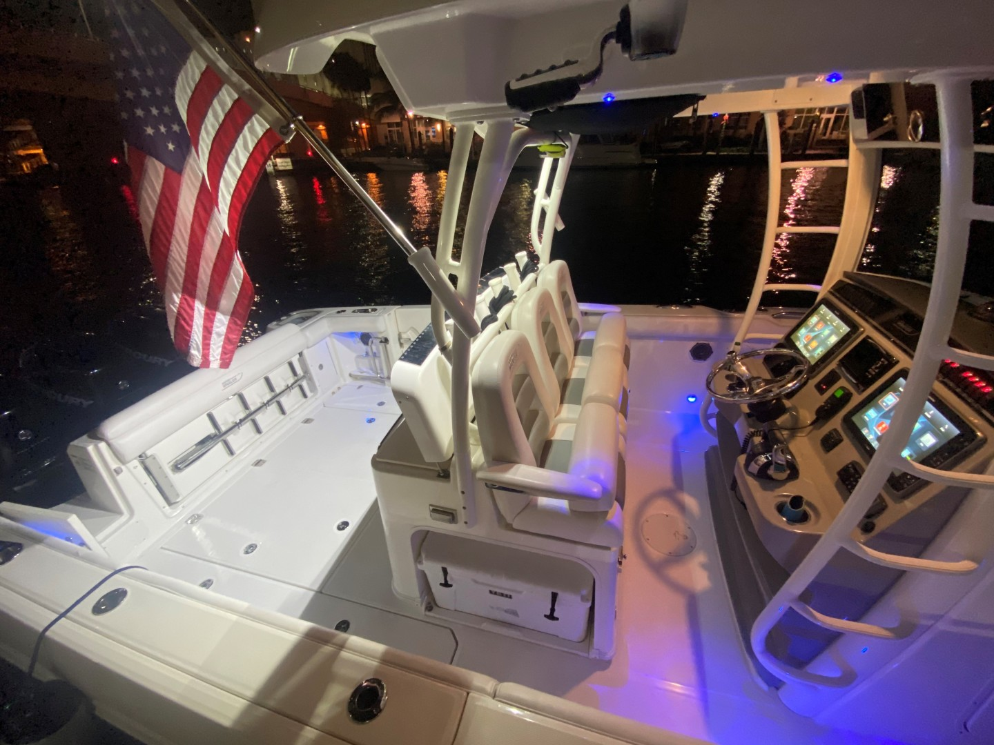 Boston Whaler-350 Outrage 2015-D STRACTION Fort Lauderdale-Florida-United States-1560621   Thumbnail